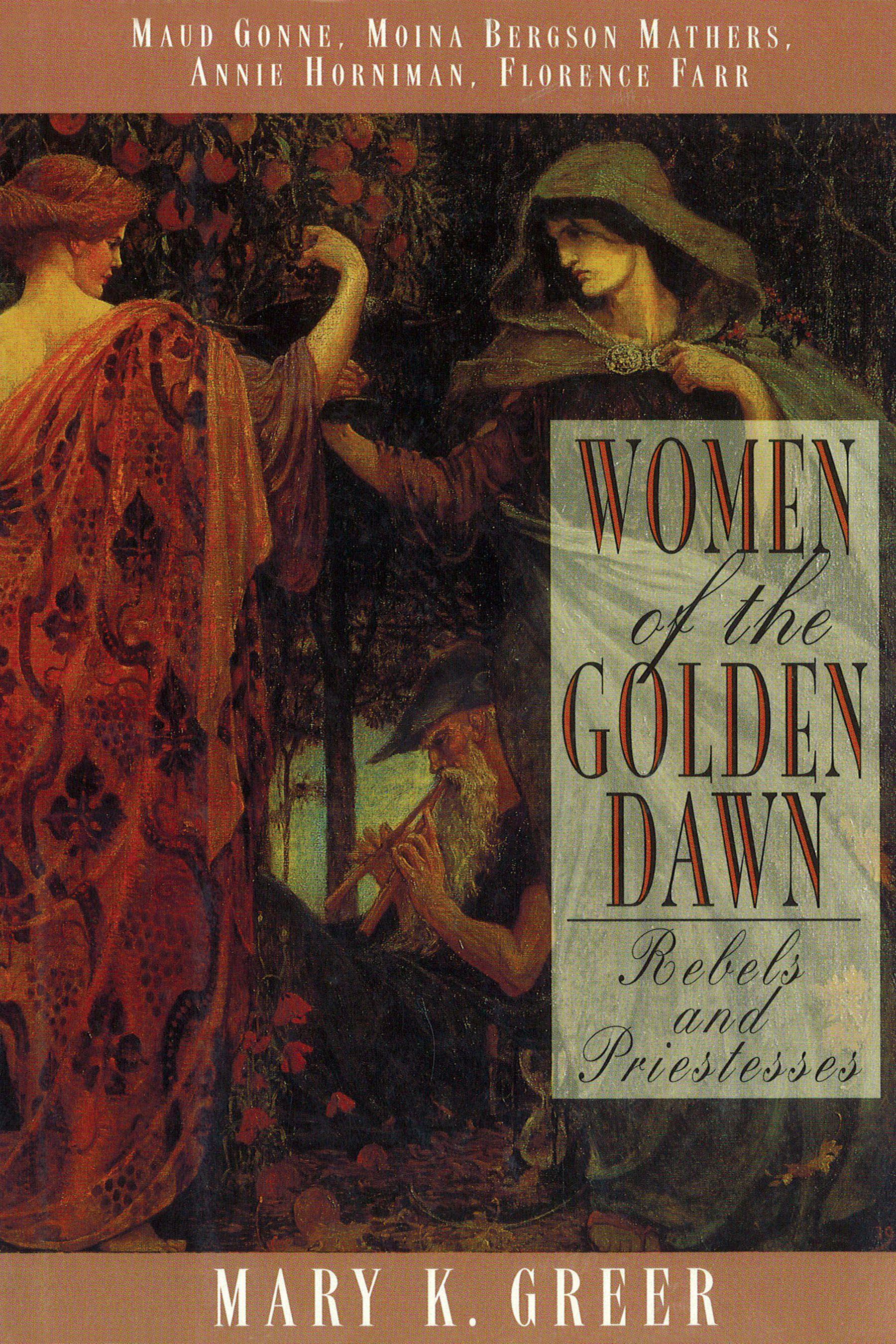 Women of the golden dawn 9780892816071 hr