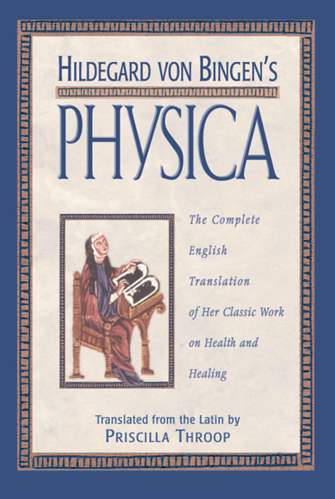 Hildegard von bingens physica 9780892816613 hr