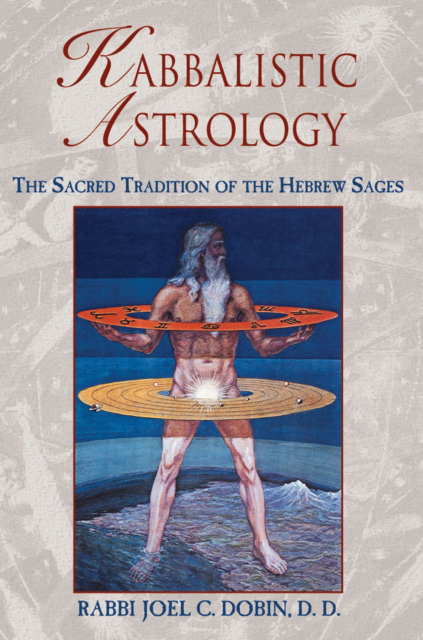 Kabbalistic Astrology Book By Rabbi Joel C Dobin Official