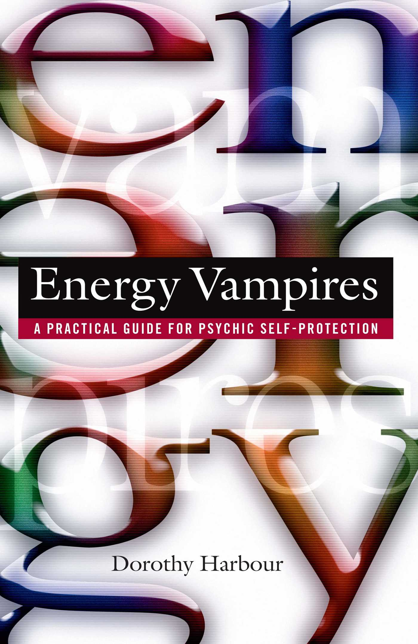 Energy vampires 9780892819102 hr