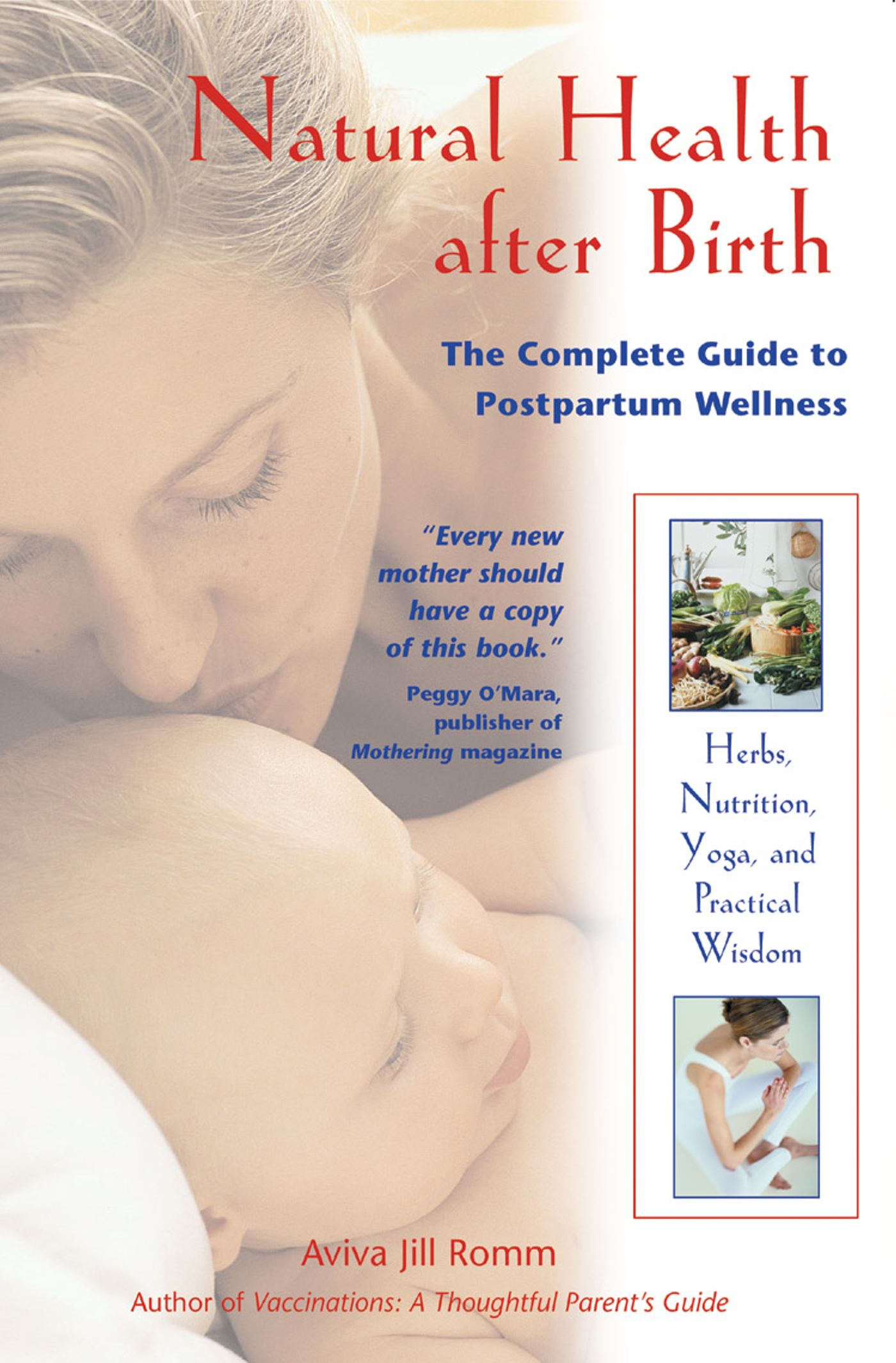 Natural health after birth 9780892819300 hr