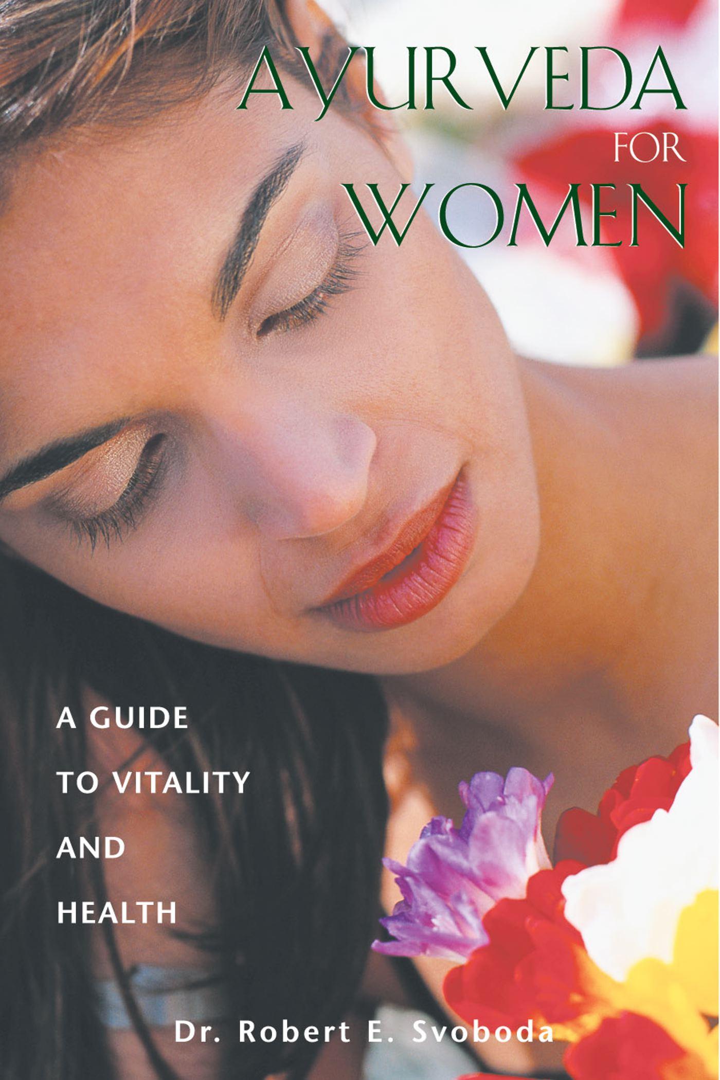Ayurveda for women 9780892819393 hr