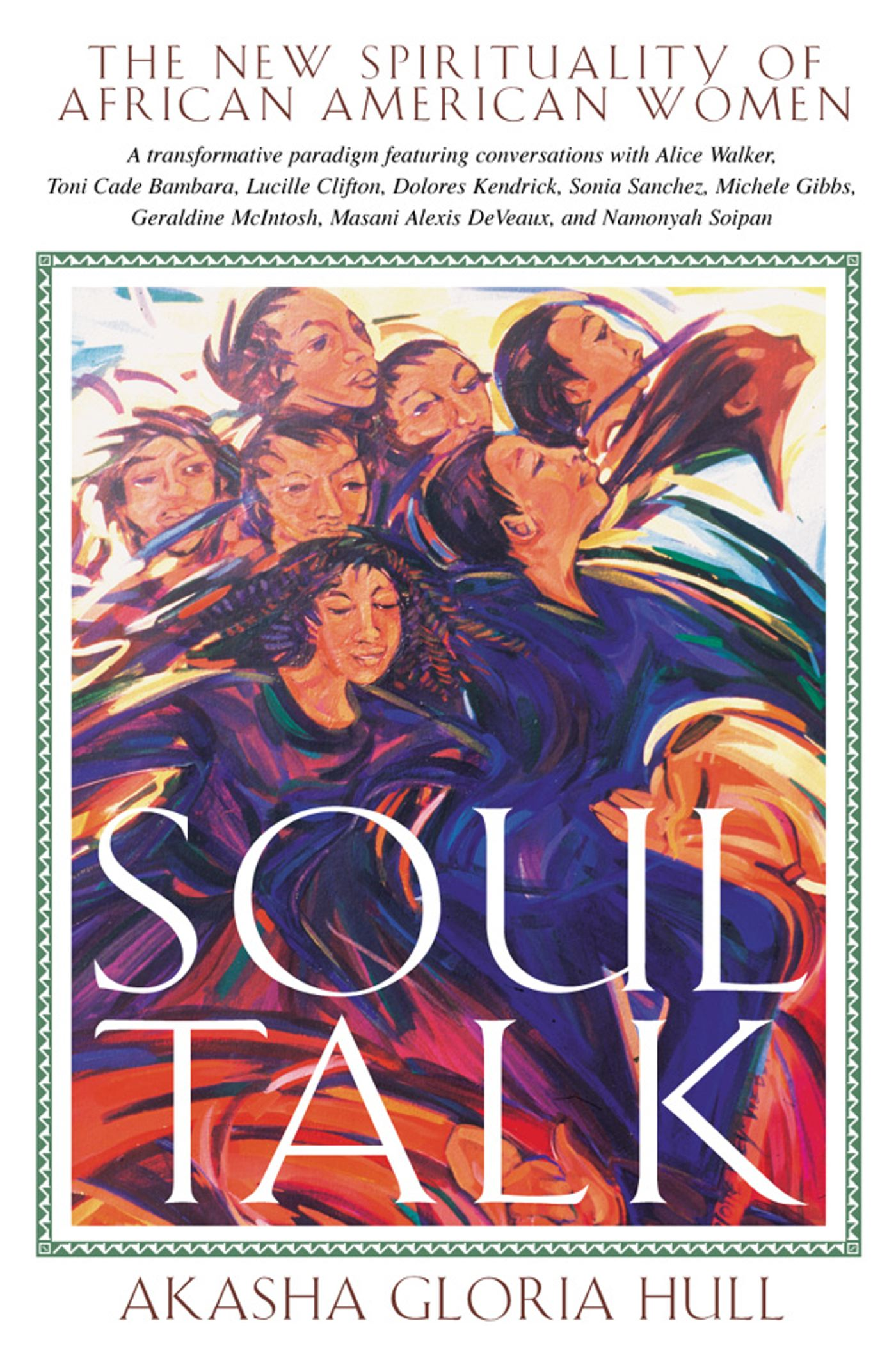 Soul talk 9780892819430 hr