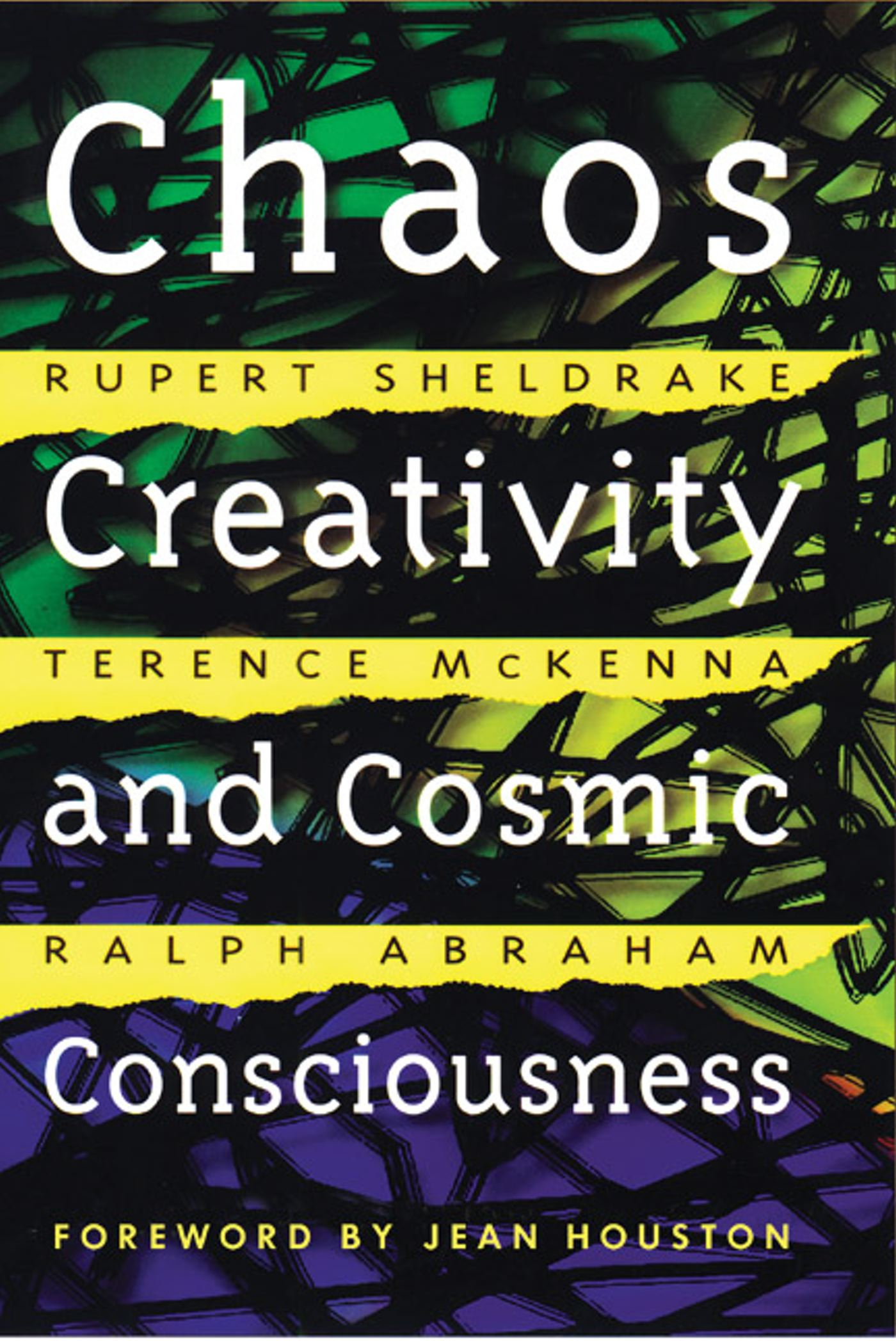 Chaos creativity and cosmic consciousness 9780892819775 hr
