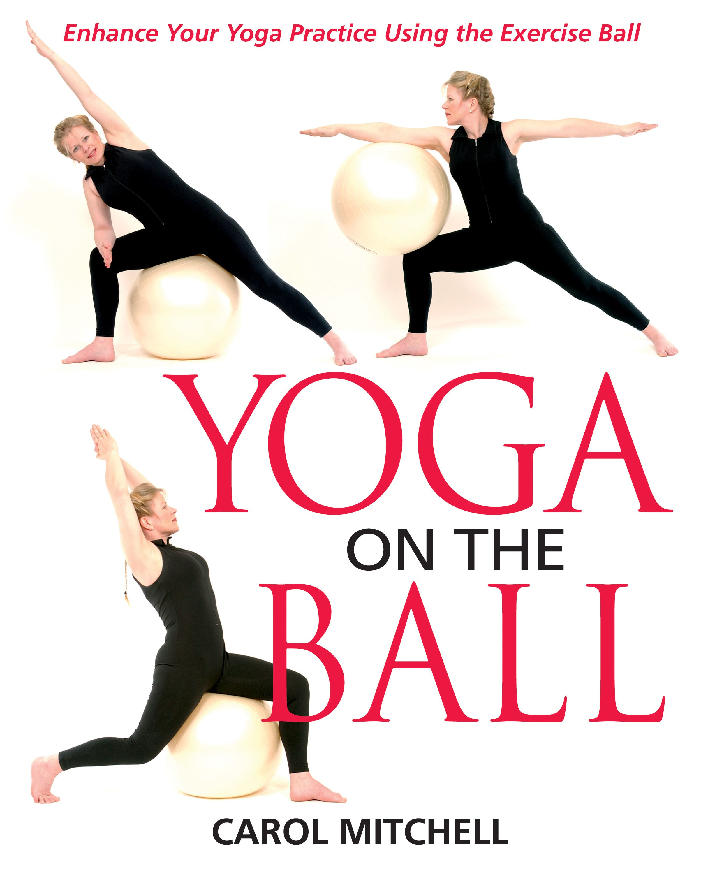Yoga on the ball 9780892819997 hr