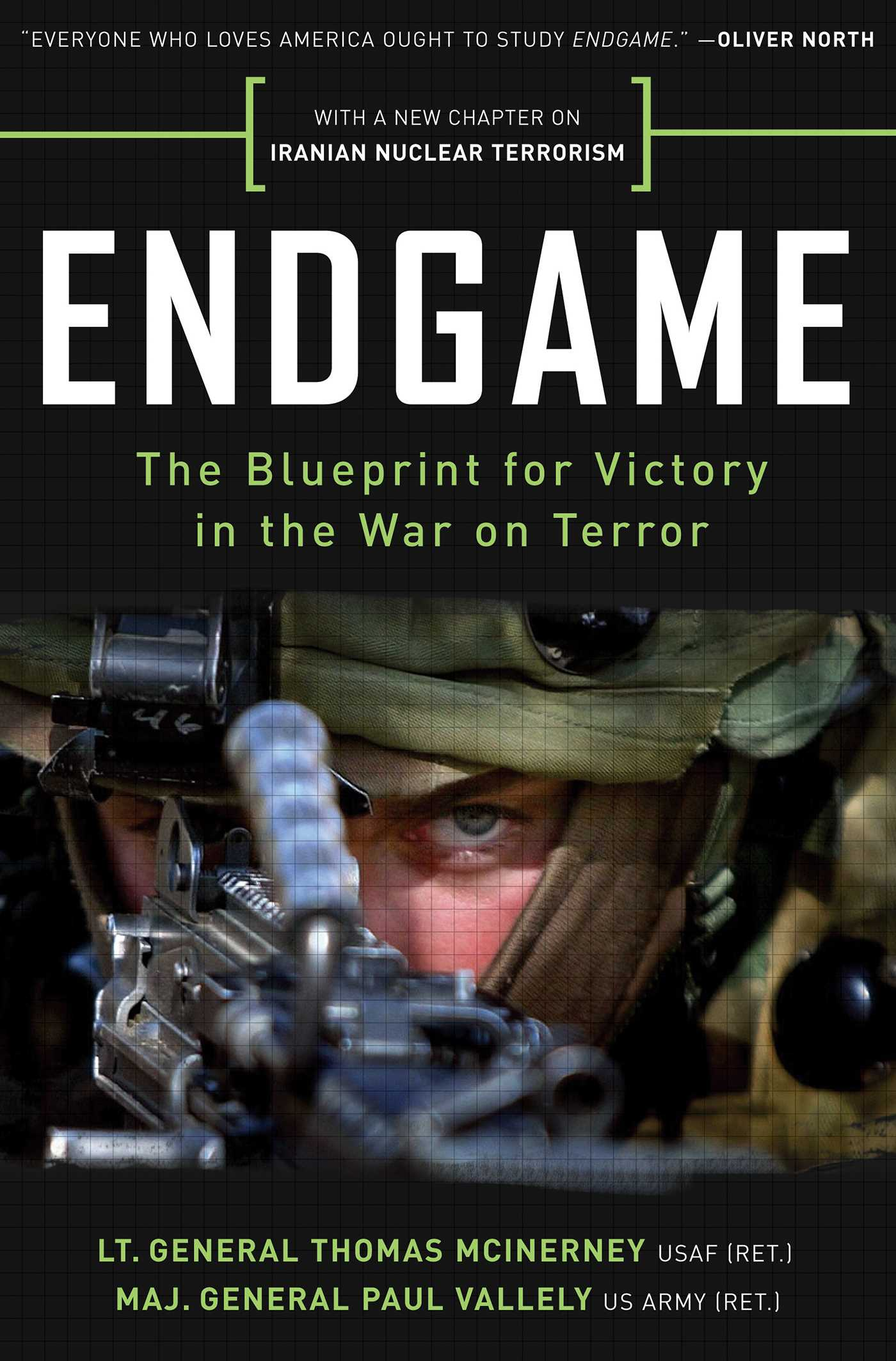 Endgame book by paul vallely thomas mcinerney official endgame 9780895260000 hr malvernweather Image collections