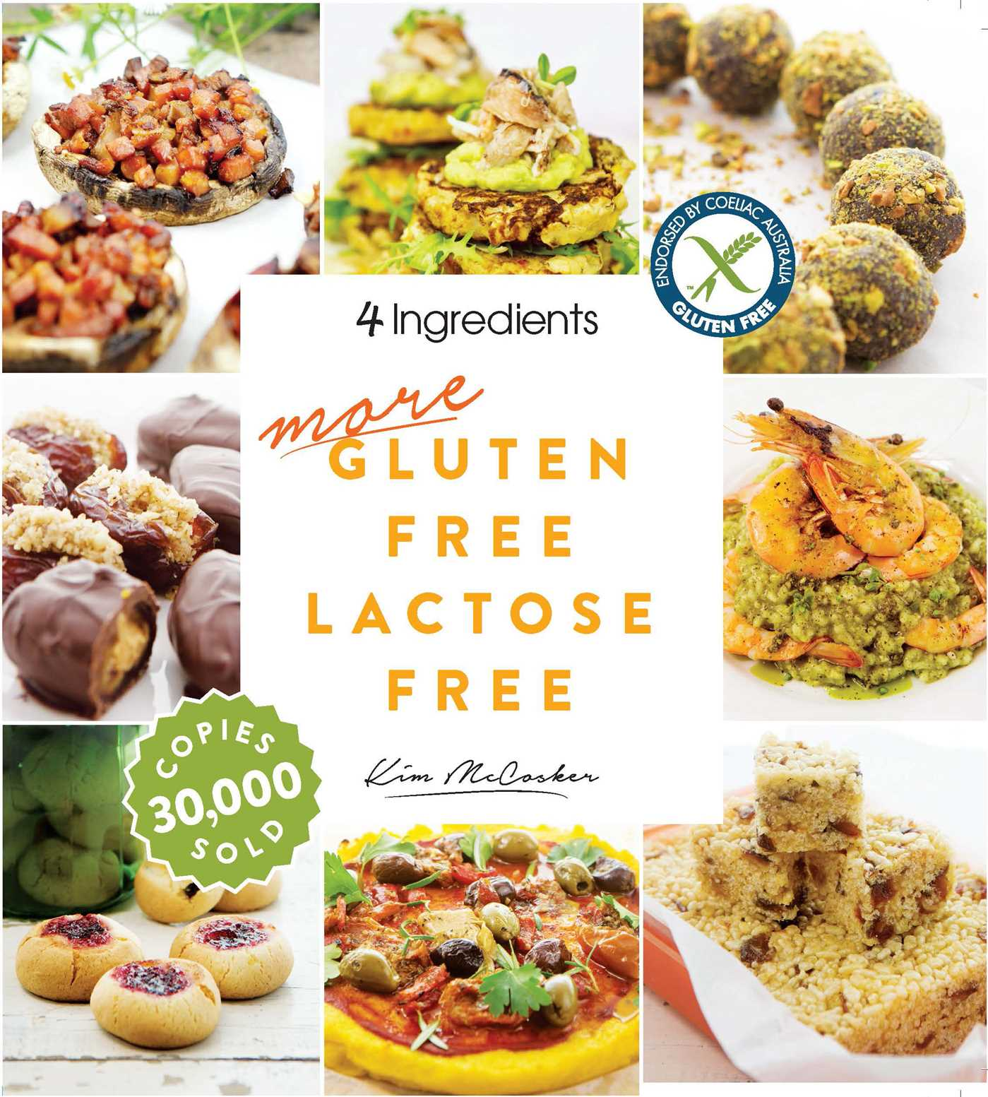 More gluten free lactose free 9780994447869 hr