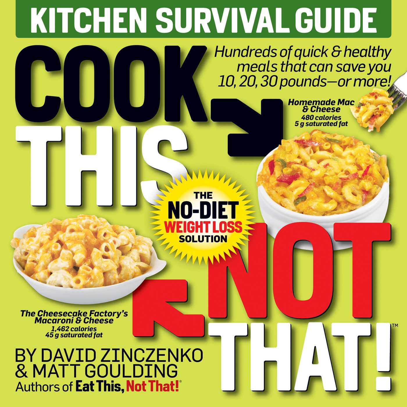 Cook this not that kitchen survival guide 9781101884423 hr