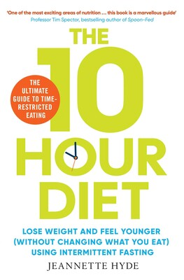 10 hour diet  bookjeannette hyde  official publisher
