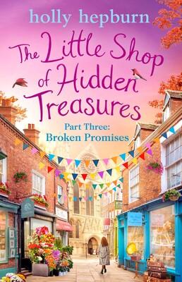Little Shop of Hidden Treasures Part Three