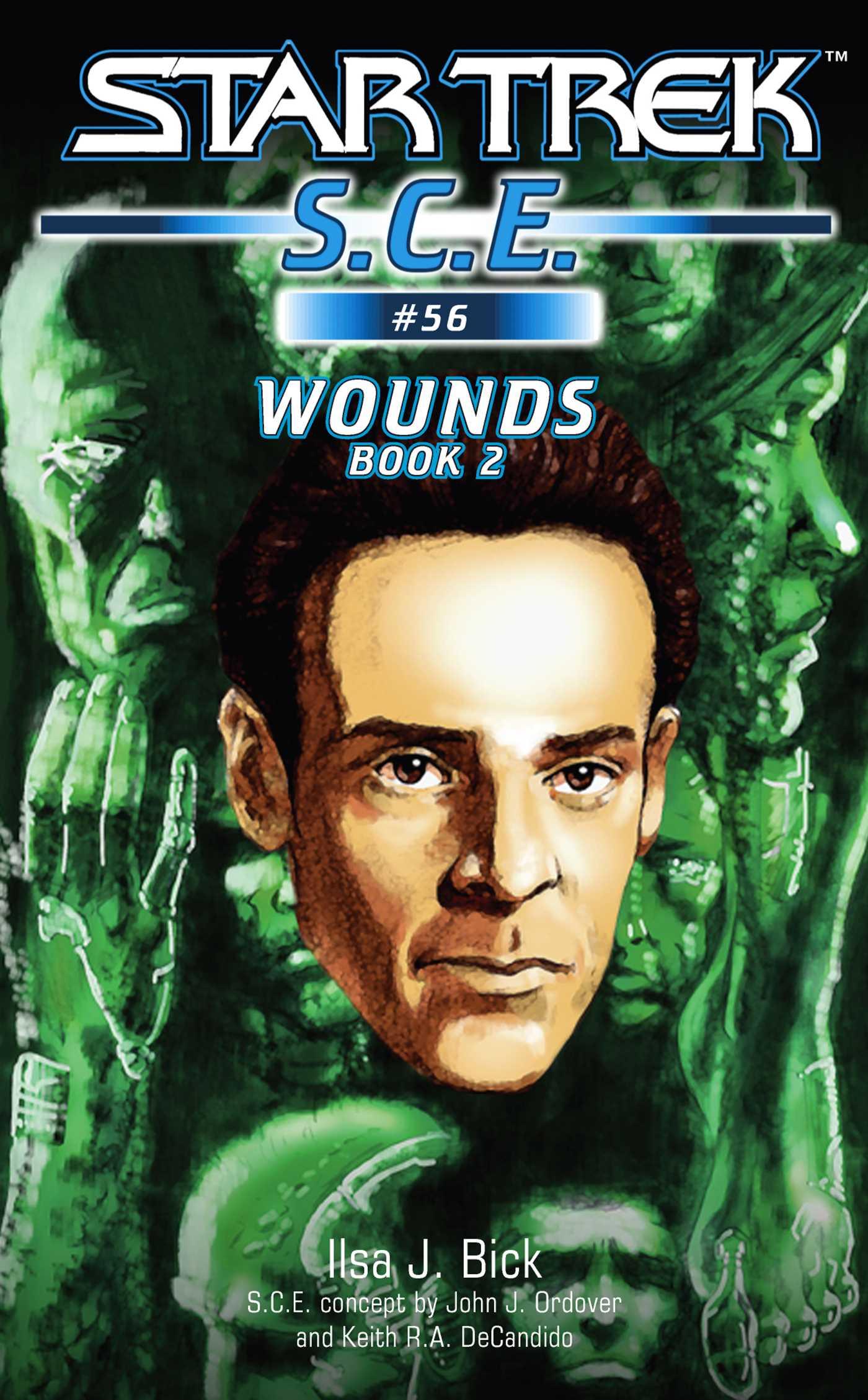 Star trek wounds book 2 9781416509615 hr