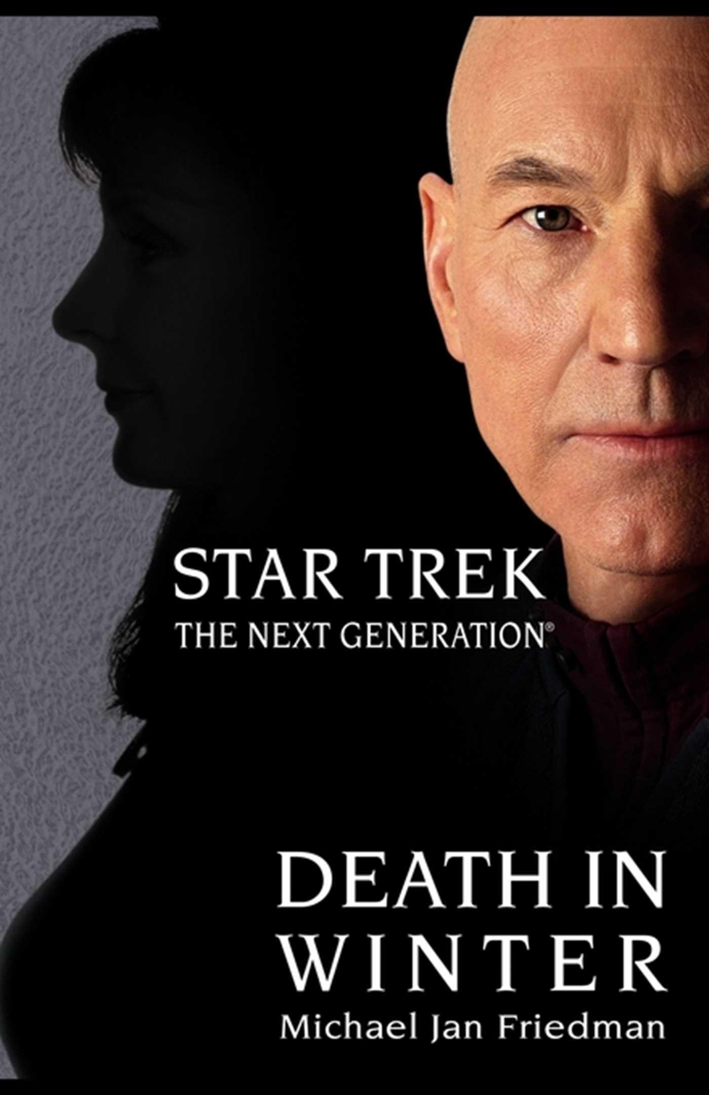 Star trek the next generation death in winter 9781416510307 hr