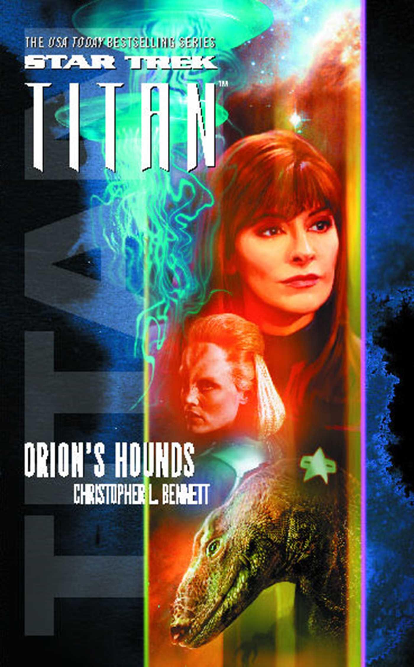 Star trek titan 3 orions hounds 9781416510345 hr