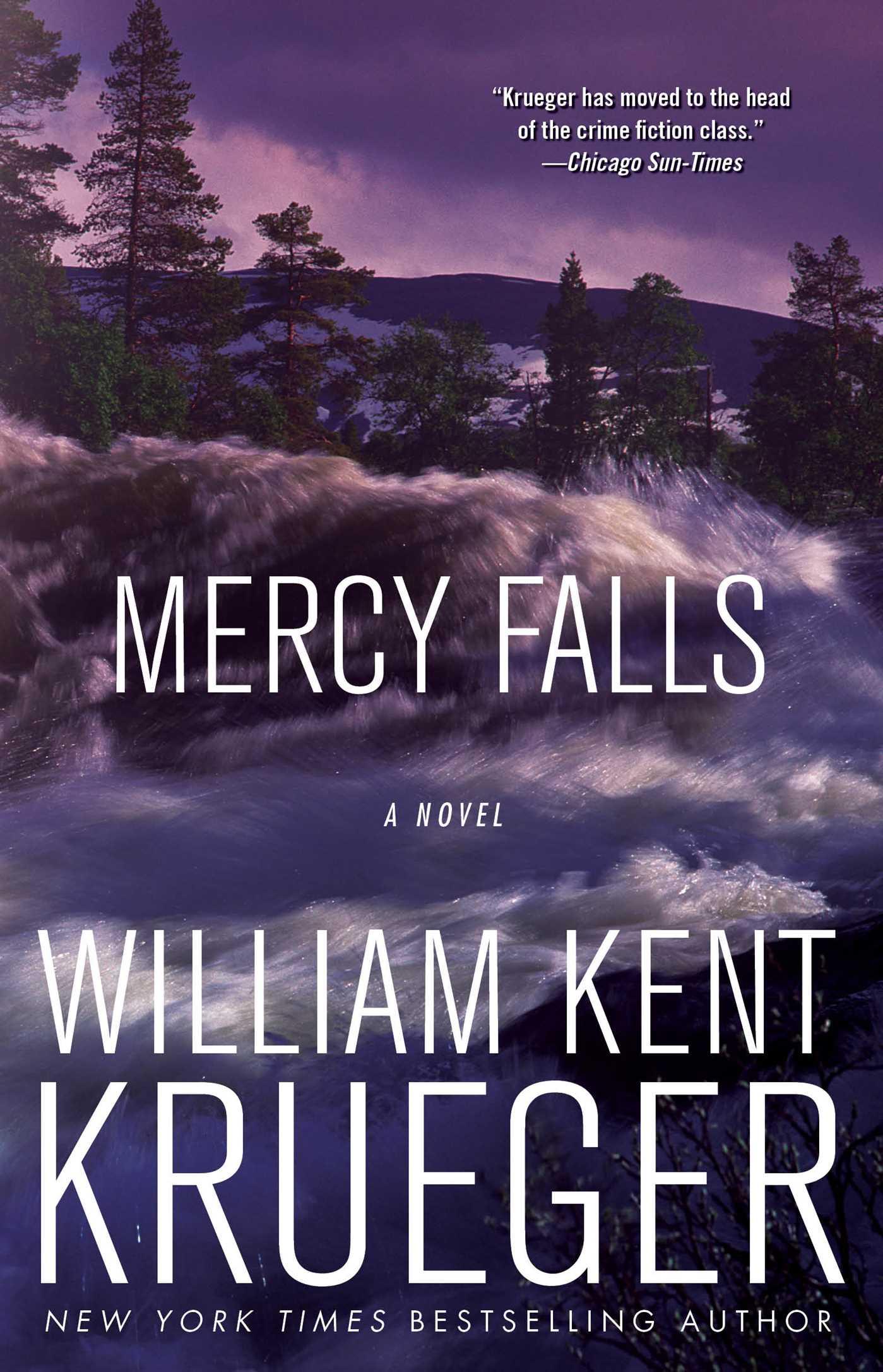 Mercy falls 9781416510413 hr
