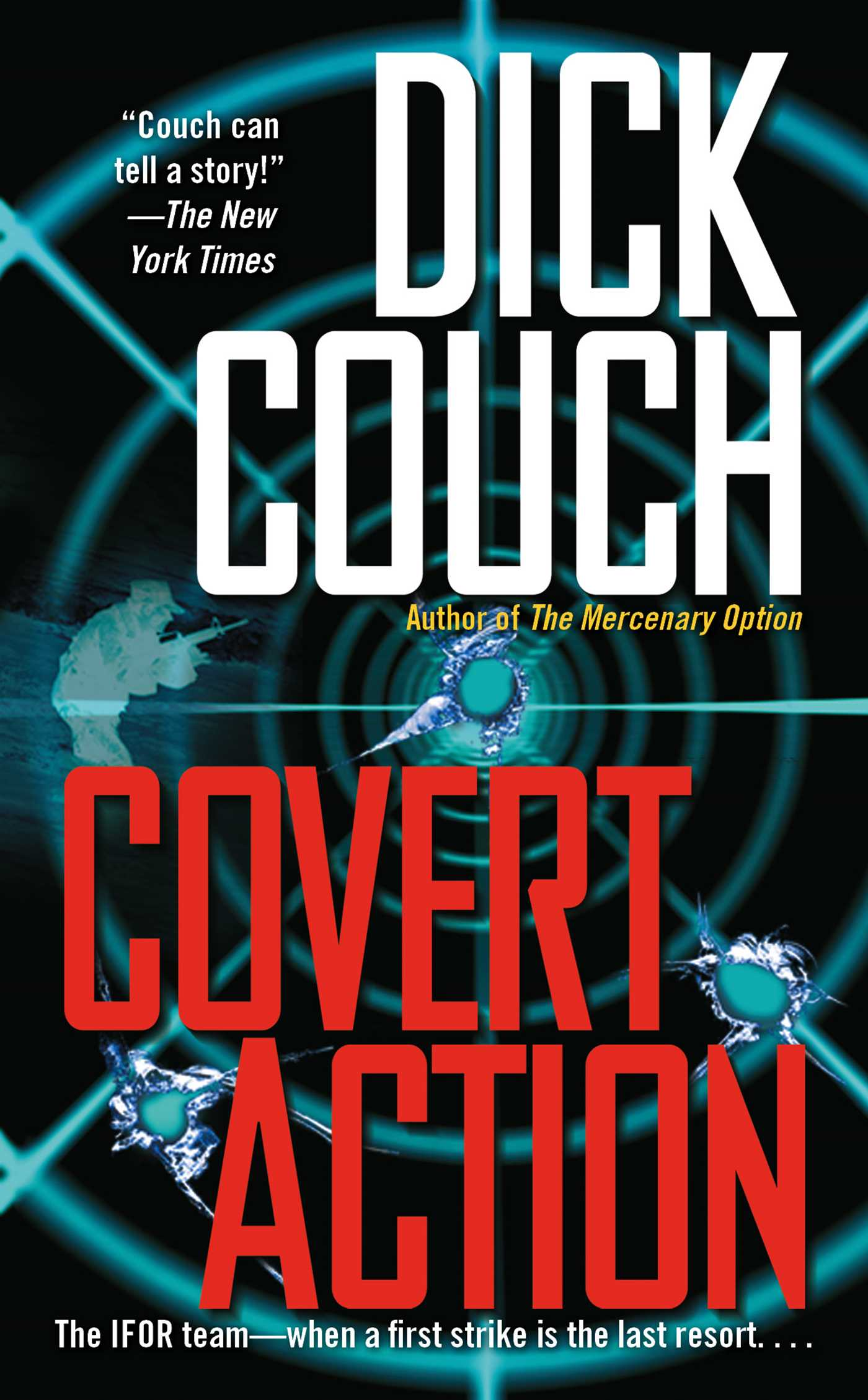 Covert action 9781416510437 hr