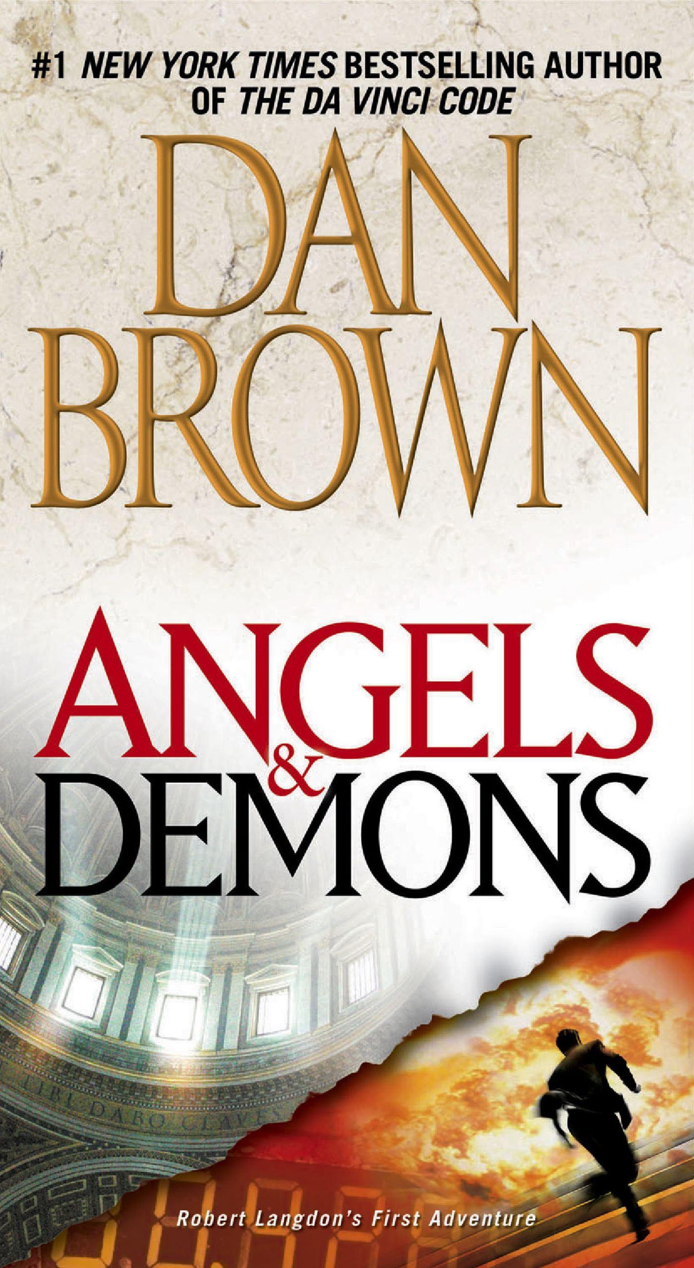 Angels demons 9781416524793 hr