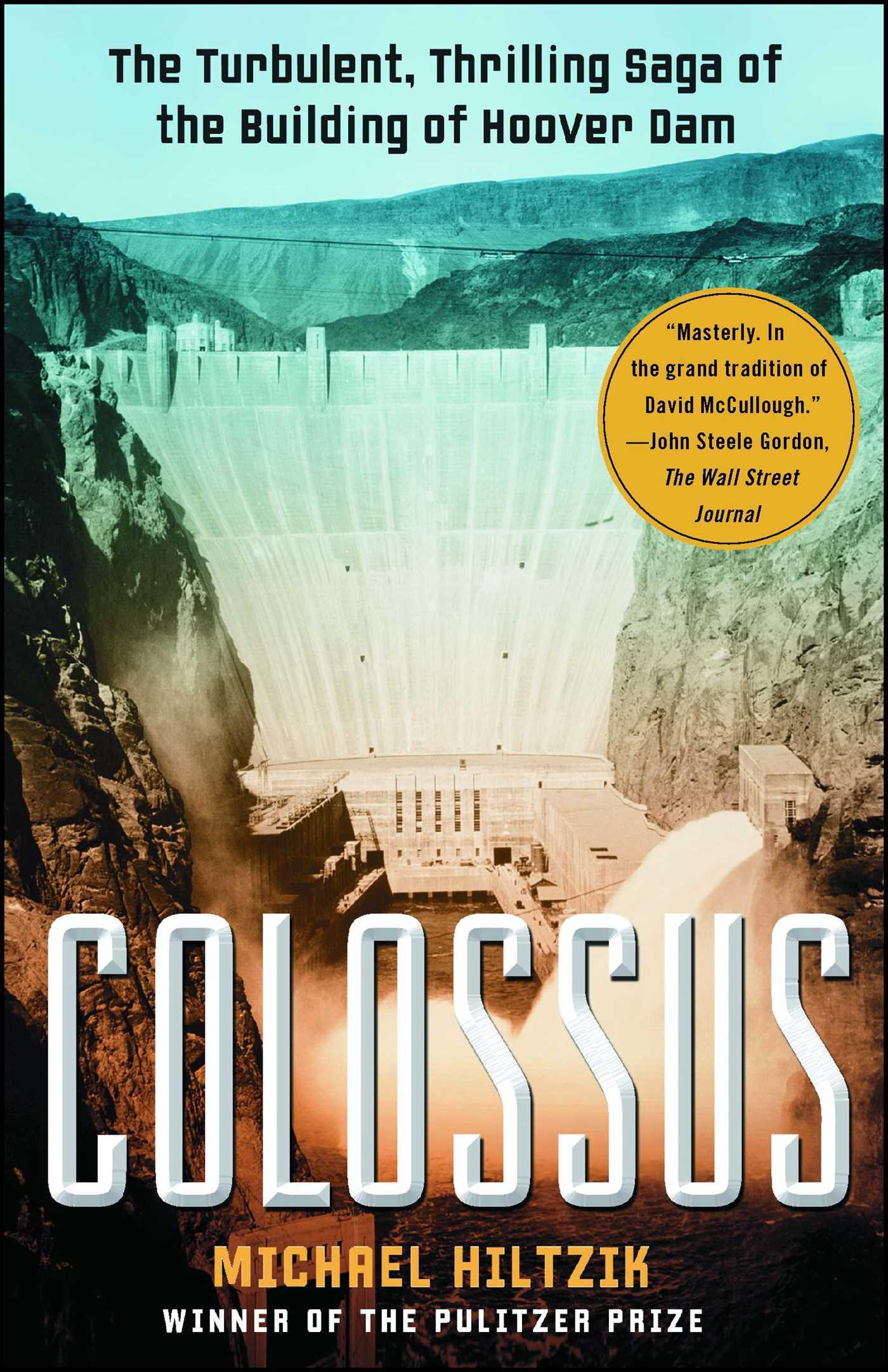 Colossus 9781416532170 hr