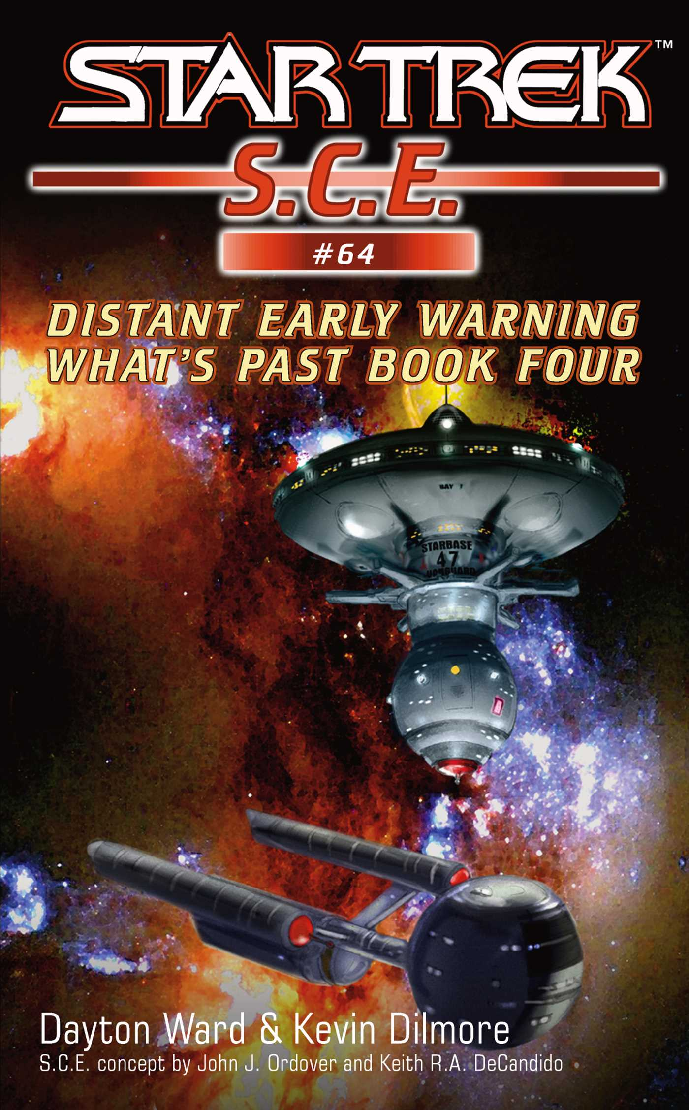 Star trek distant early warning 9781416533092 hr