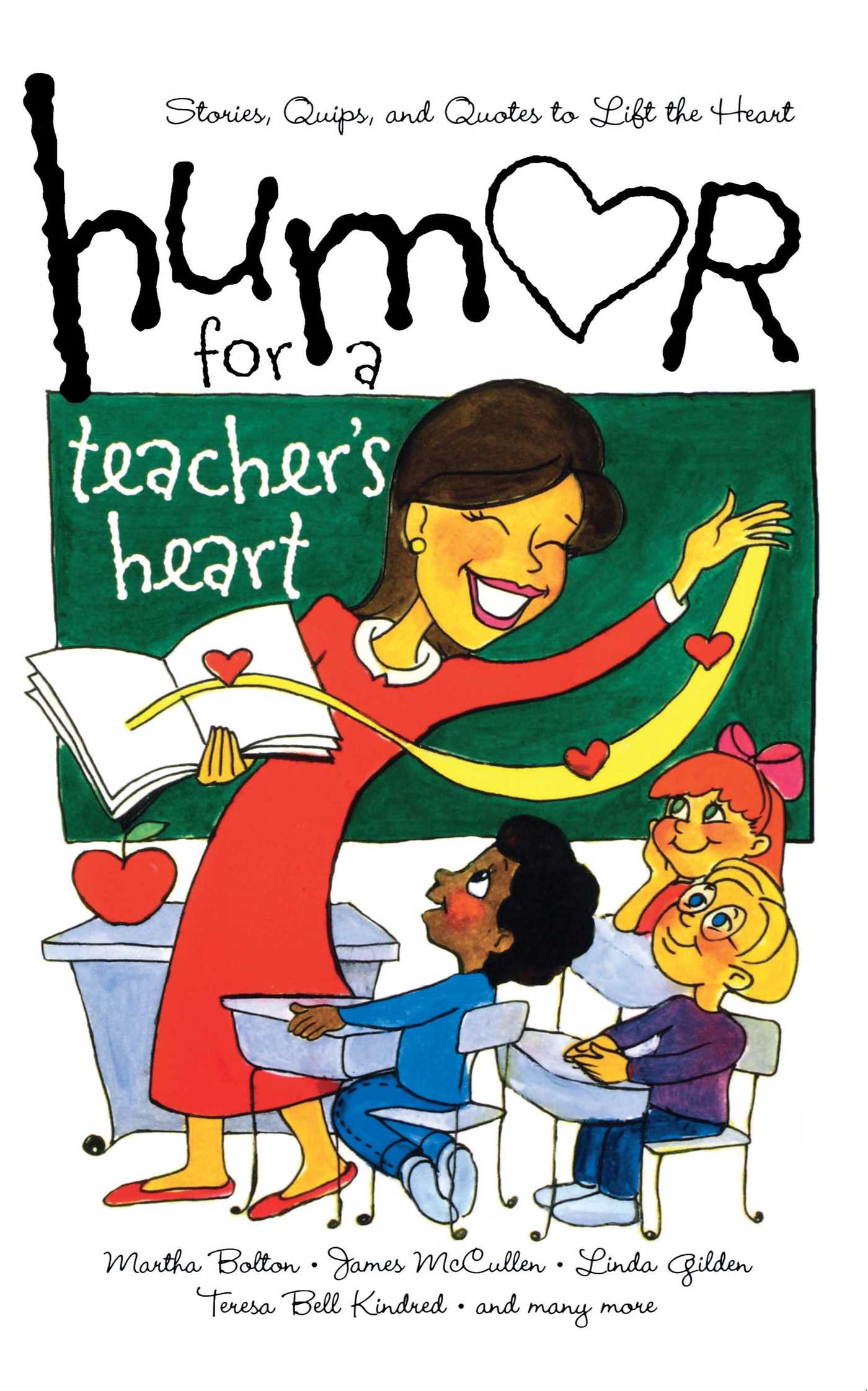 Humor for a teachers heart 9781416533719 hr