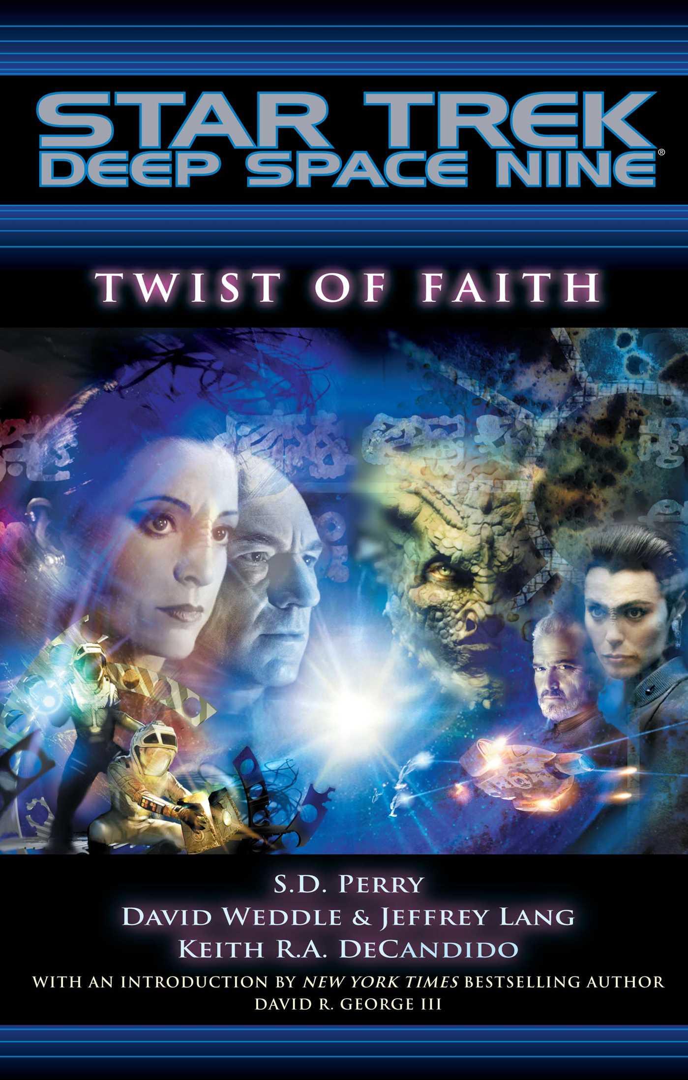 Twist of faith 9781416534150 hr