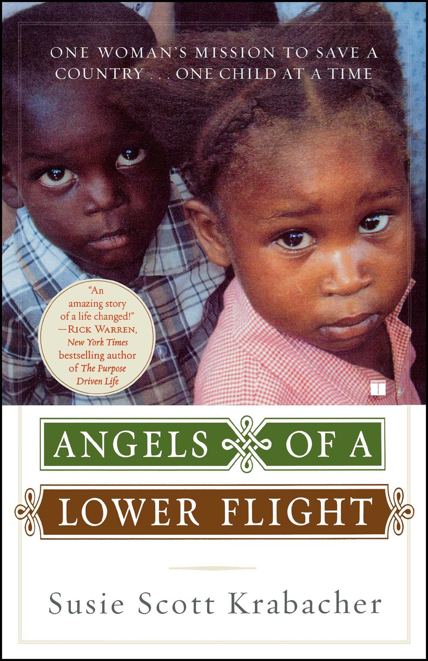 Angels of a lower flight 9781416535164 hr