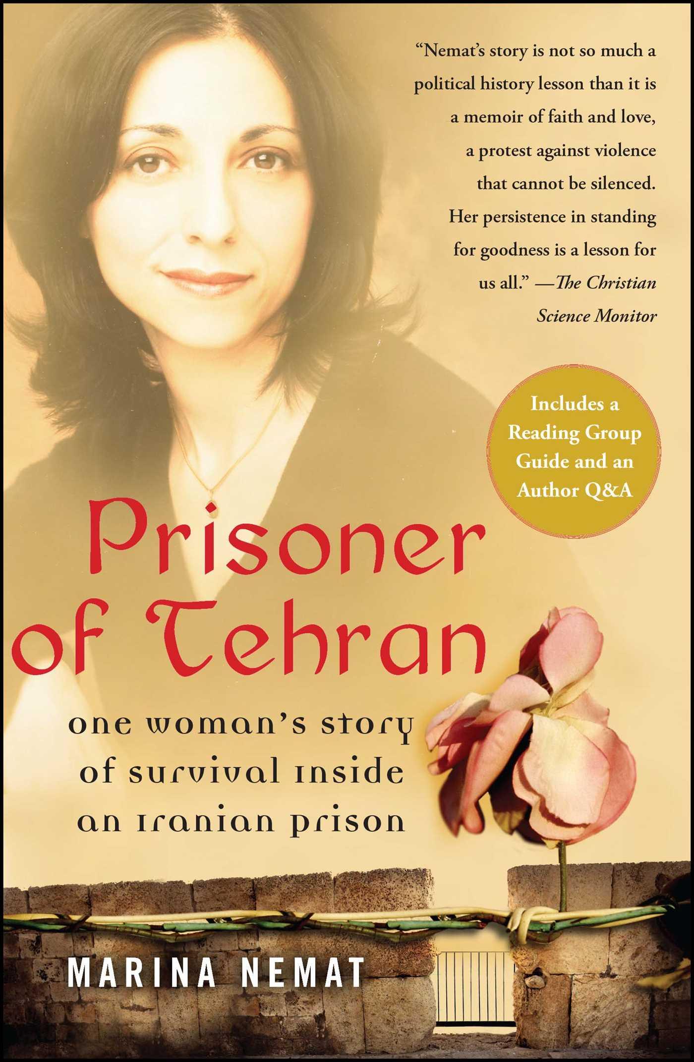 Prisoner of tehran 9781416537434 hr
