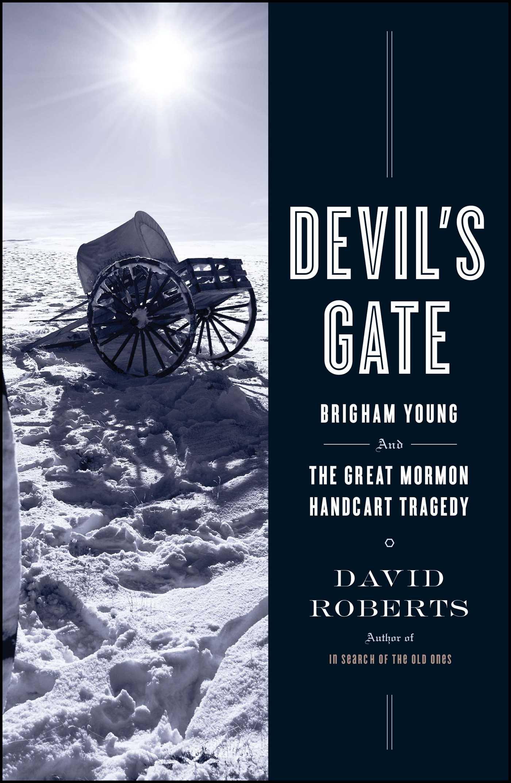 Devils gate 9781416539896 hr