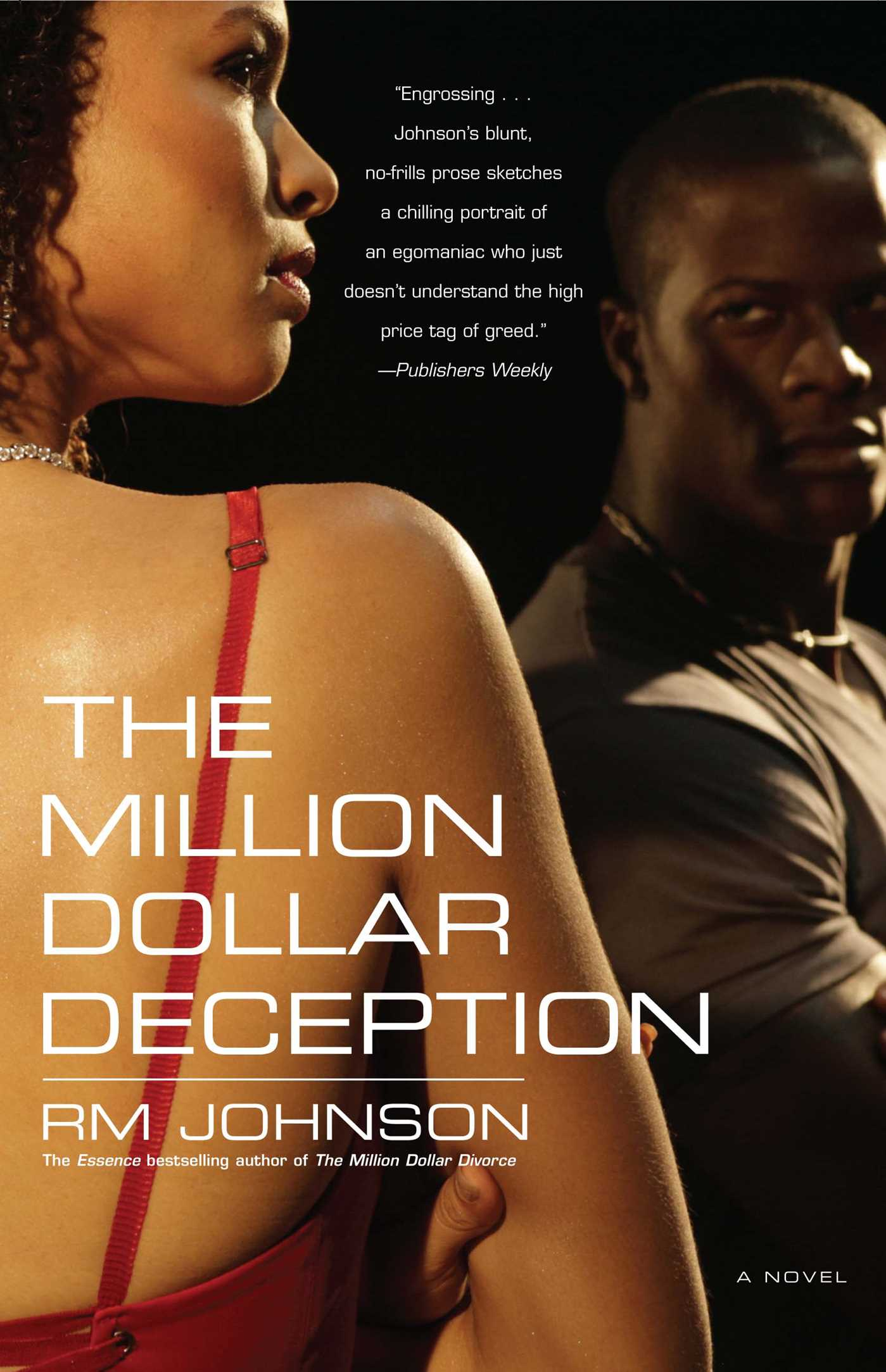 Million dollar deception 9781416540410 hr
