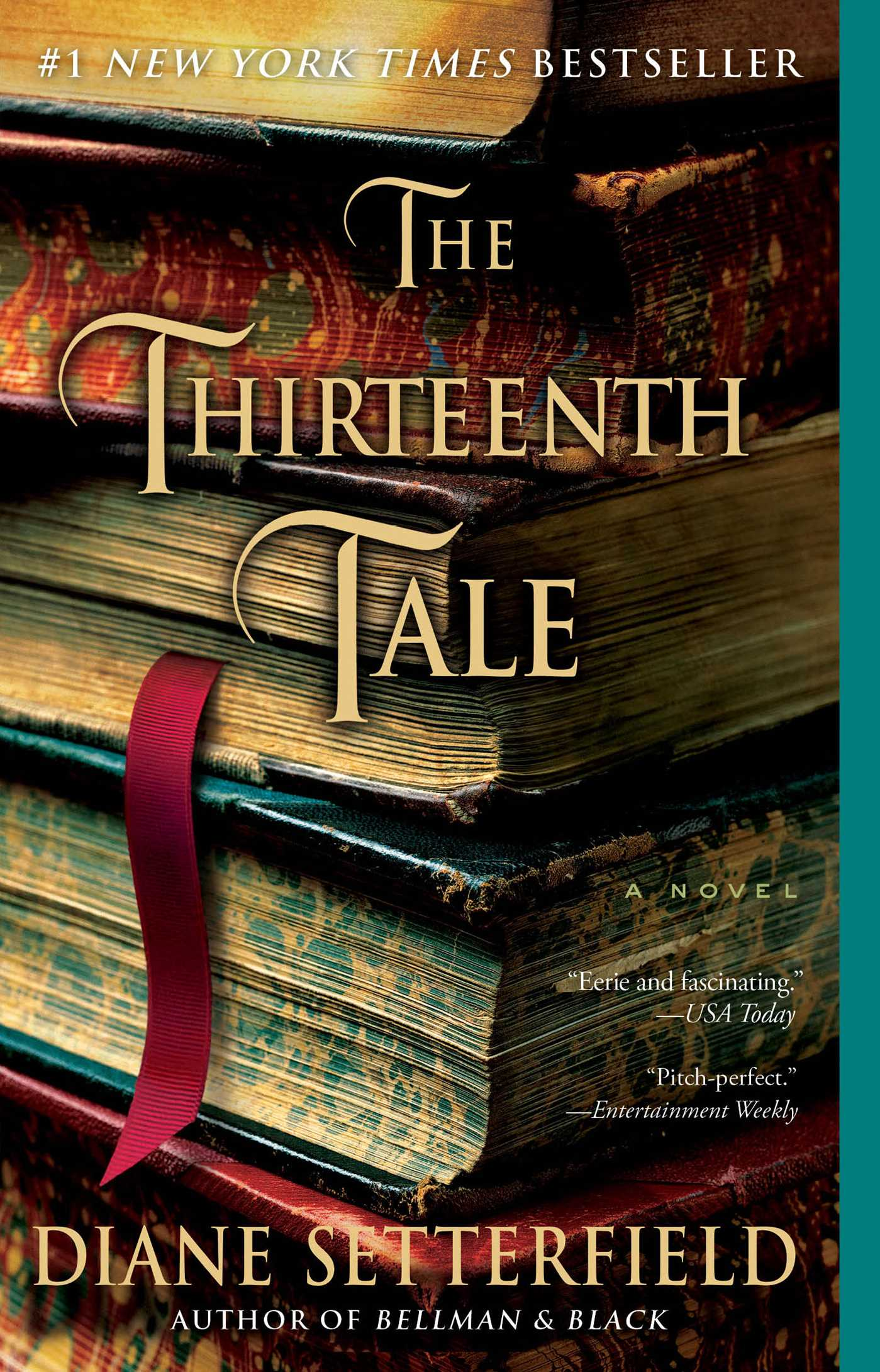 The thirteenth tale 9781416540533 hr