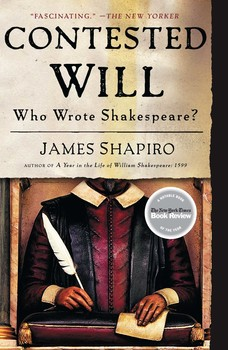 contested will book by james shapiro official publisher page