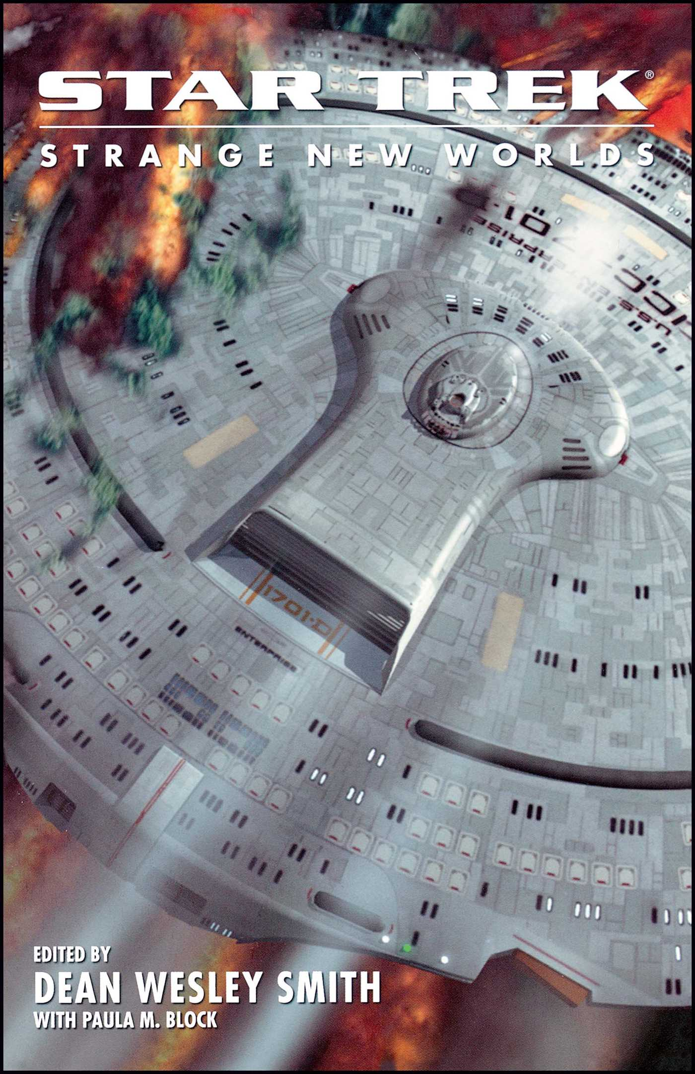 Star trek strange new worlds x 9781416544388 hr