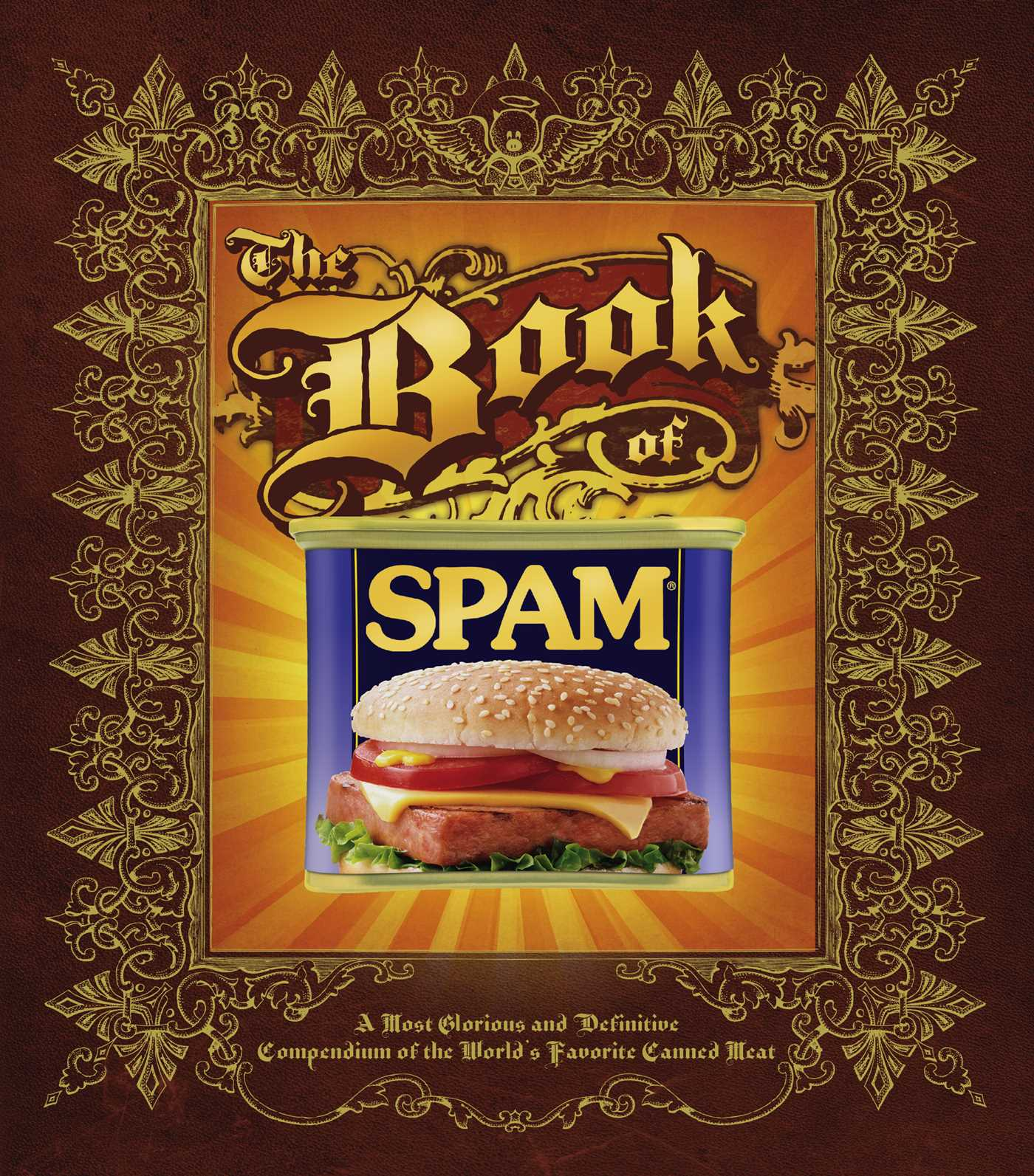 The book of spam 9781416545248 hr