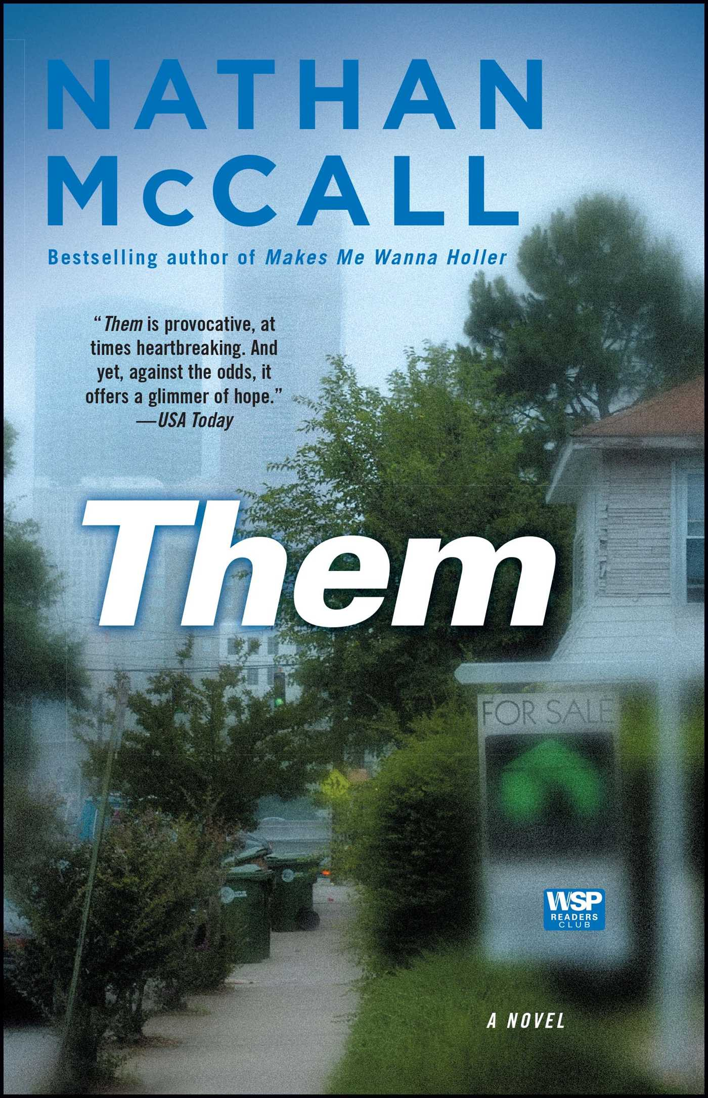 Them Book By Nathan Mccall Official Publisher Page