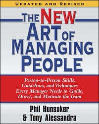 The new art of managing people updated and revised 9781416550624