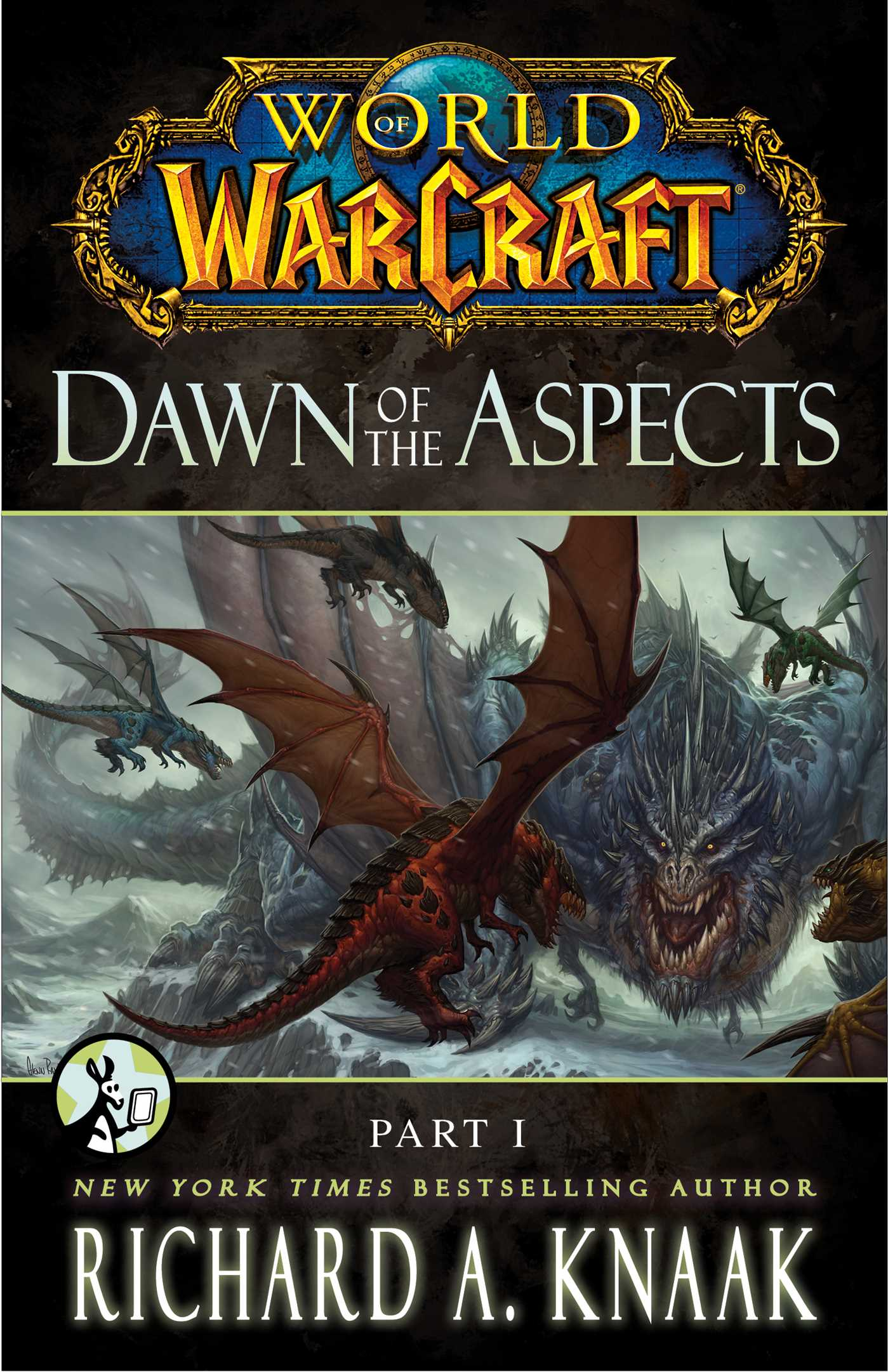 World of warcraft dawn of the aspects part i 9781416550693 hr