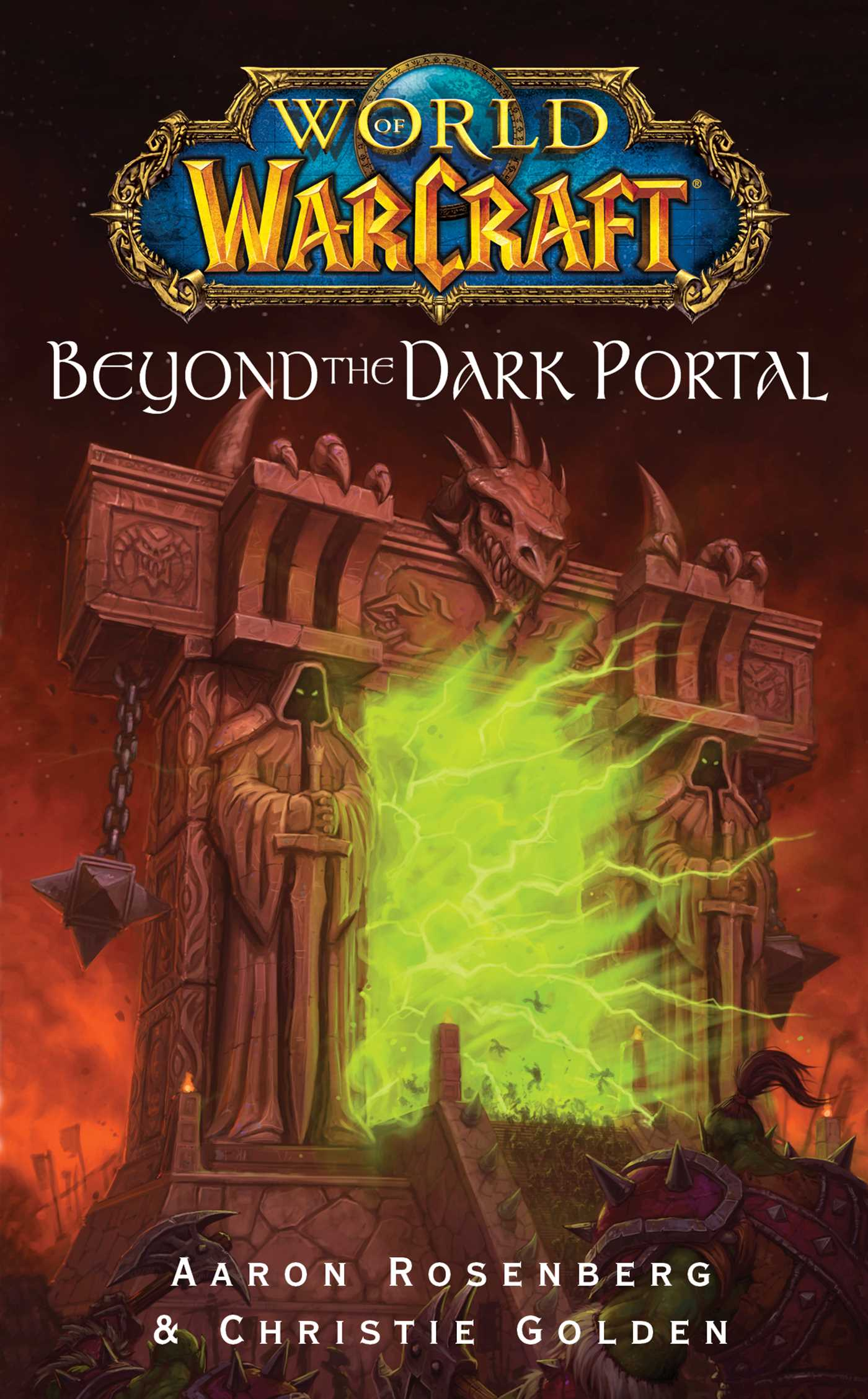 World of warcraft beyond the dark portal 9781416550860 hr