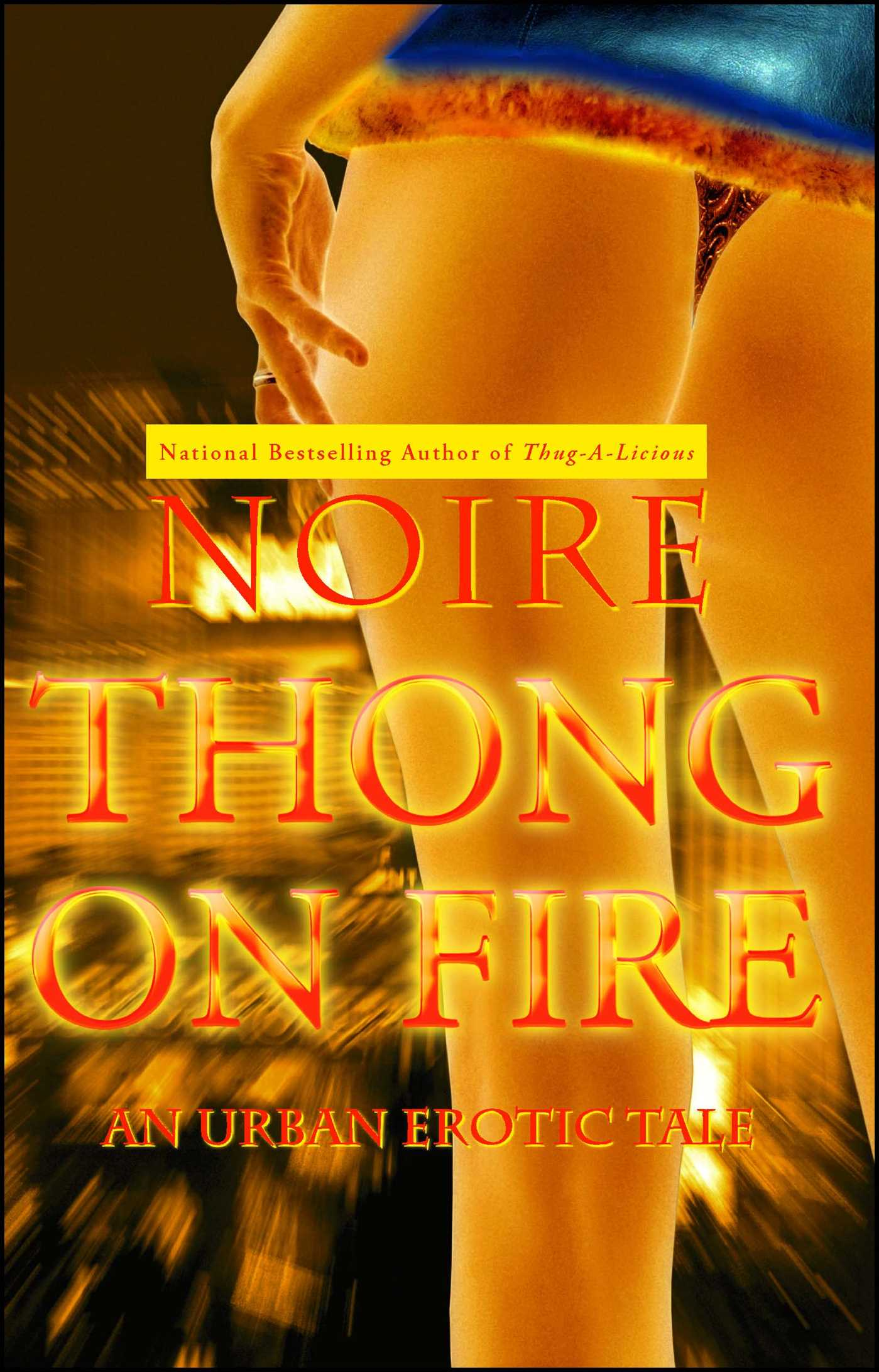 Thong on fire 9781416551287 hr
