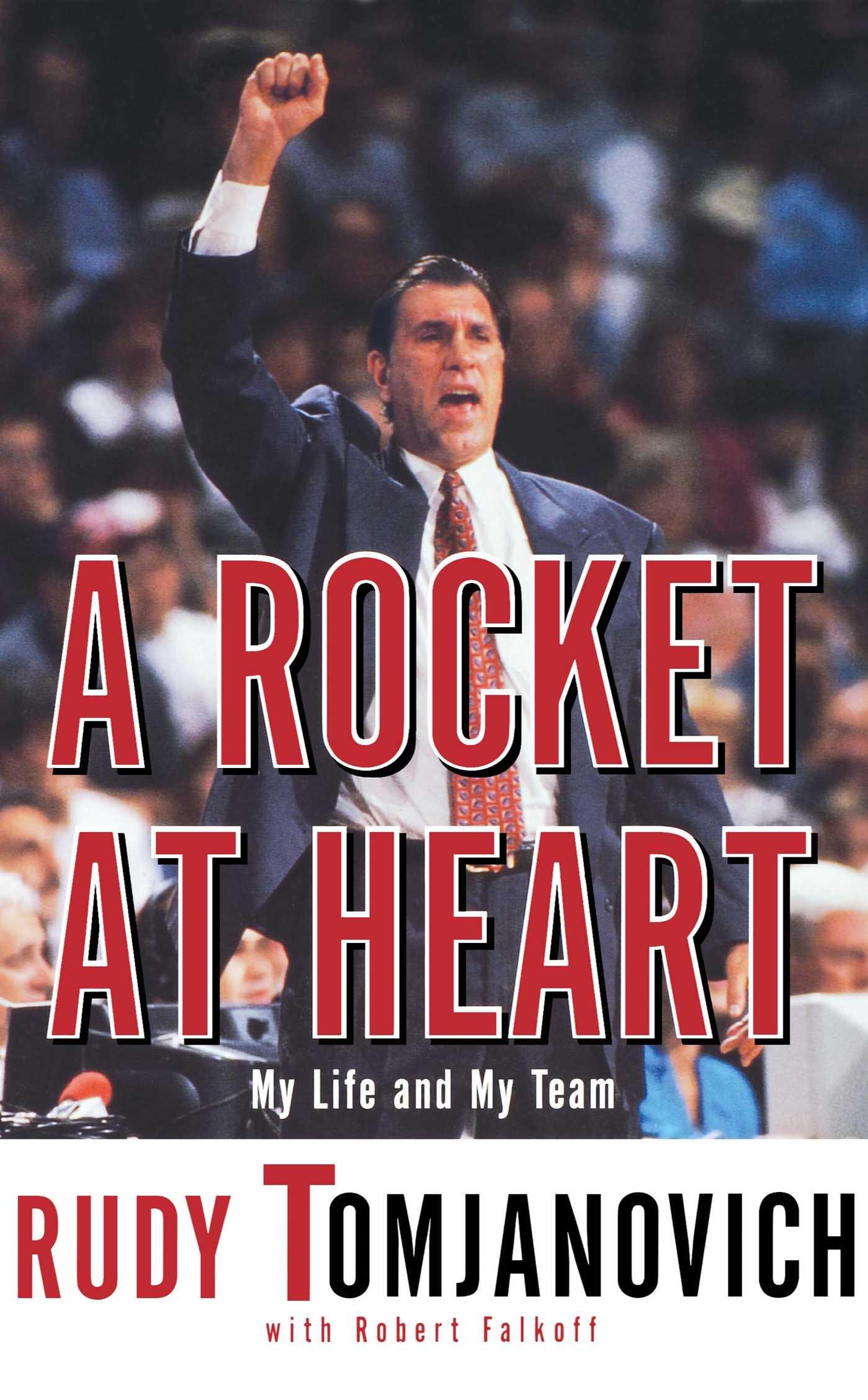 Rocket at heart 9781416552062 hr
