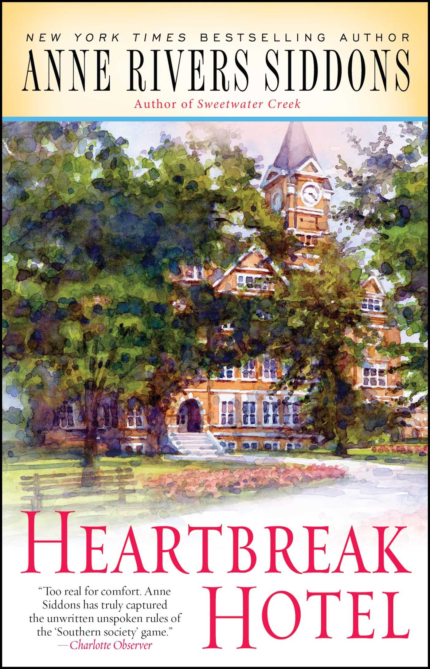Heartbreak Hotel Book
