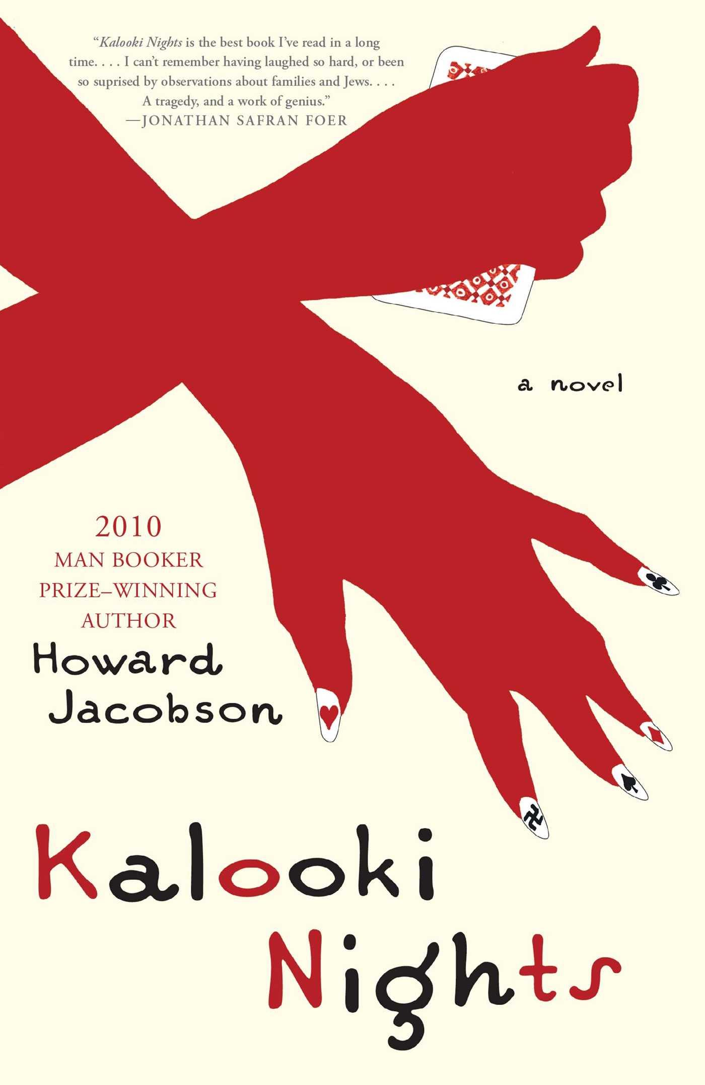 Kalooki nights 9781416554028 hr