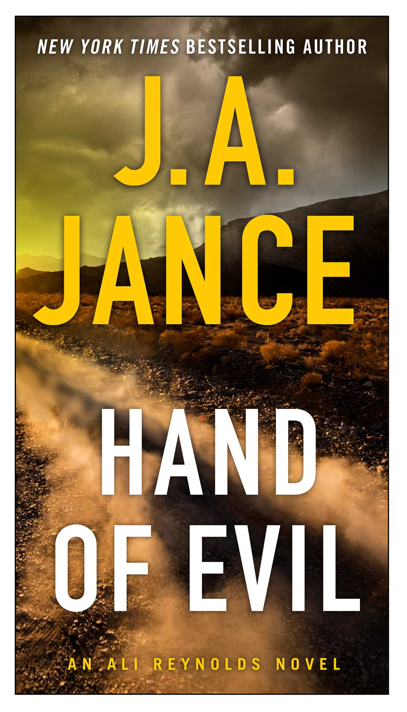 Hand of evil 9781416554608 hr