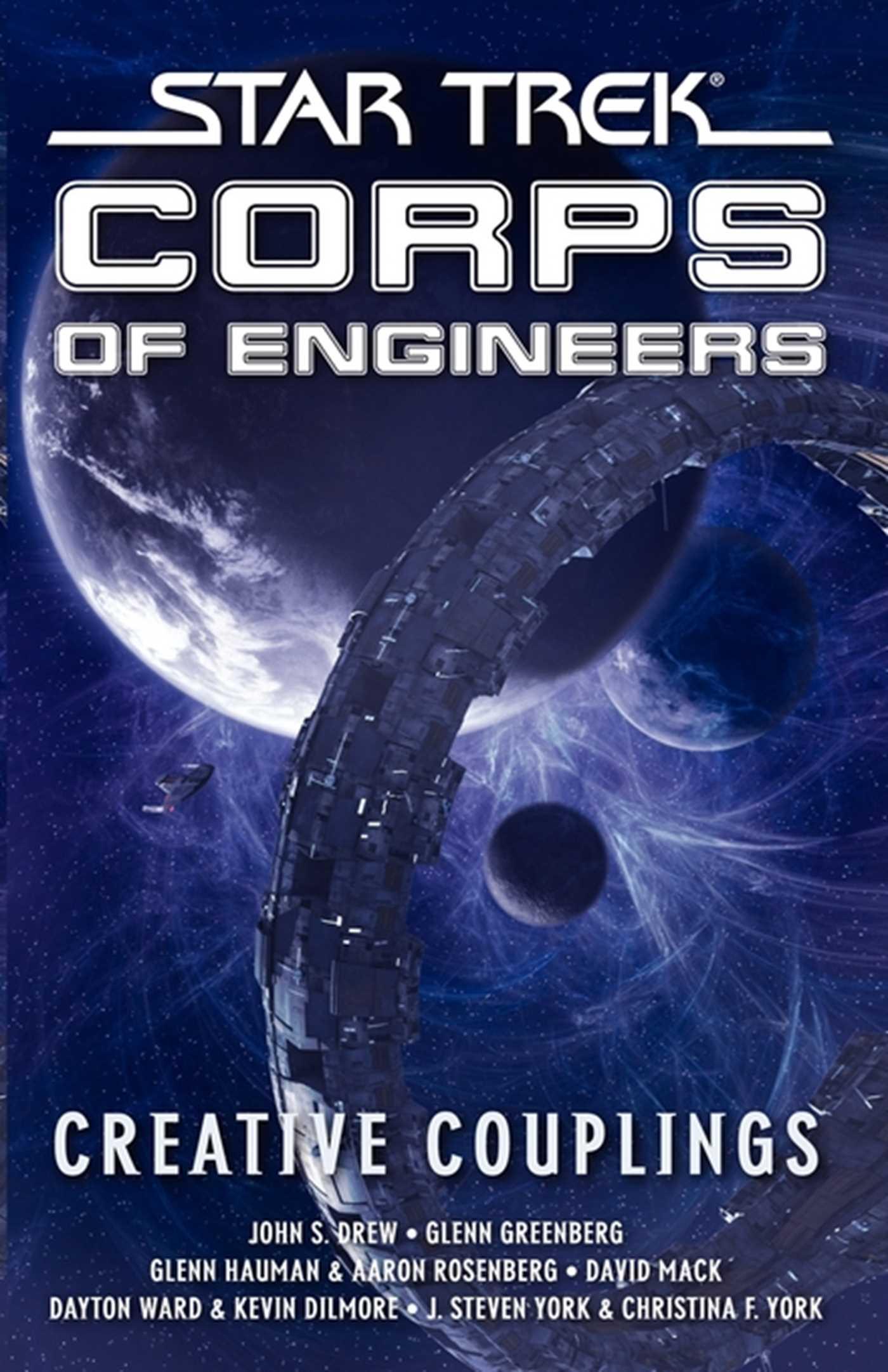 Star trek corps of engineers creative couplings 9781416554745 hr