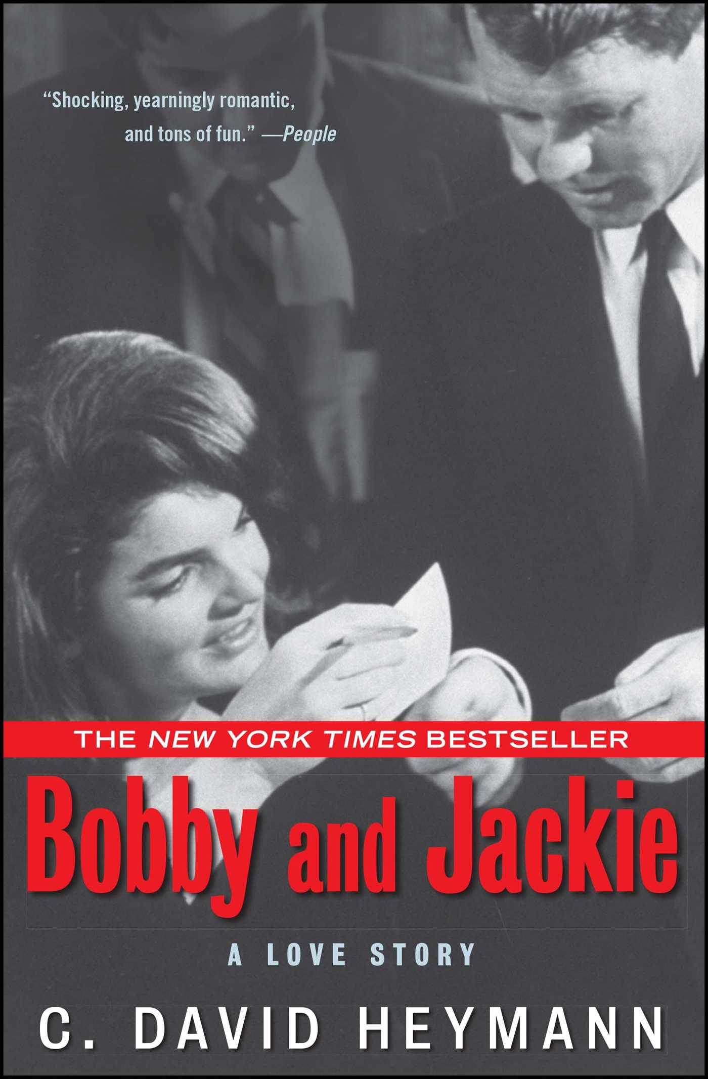 Bobby and jackie 9781416556299 hr