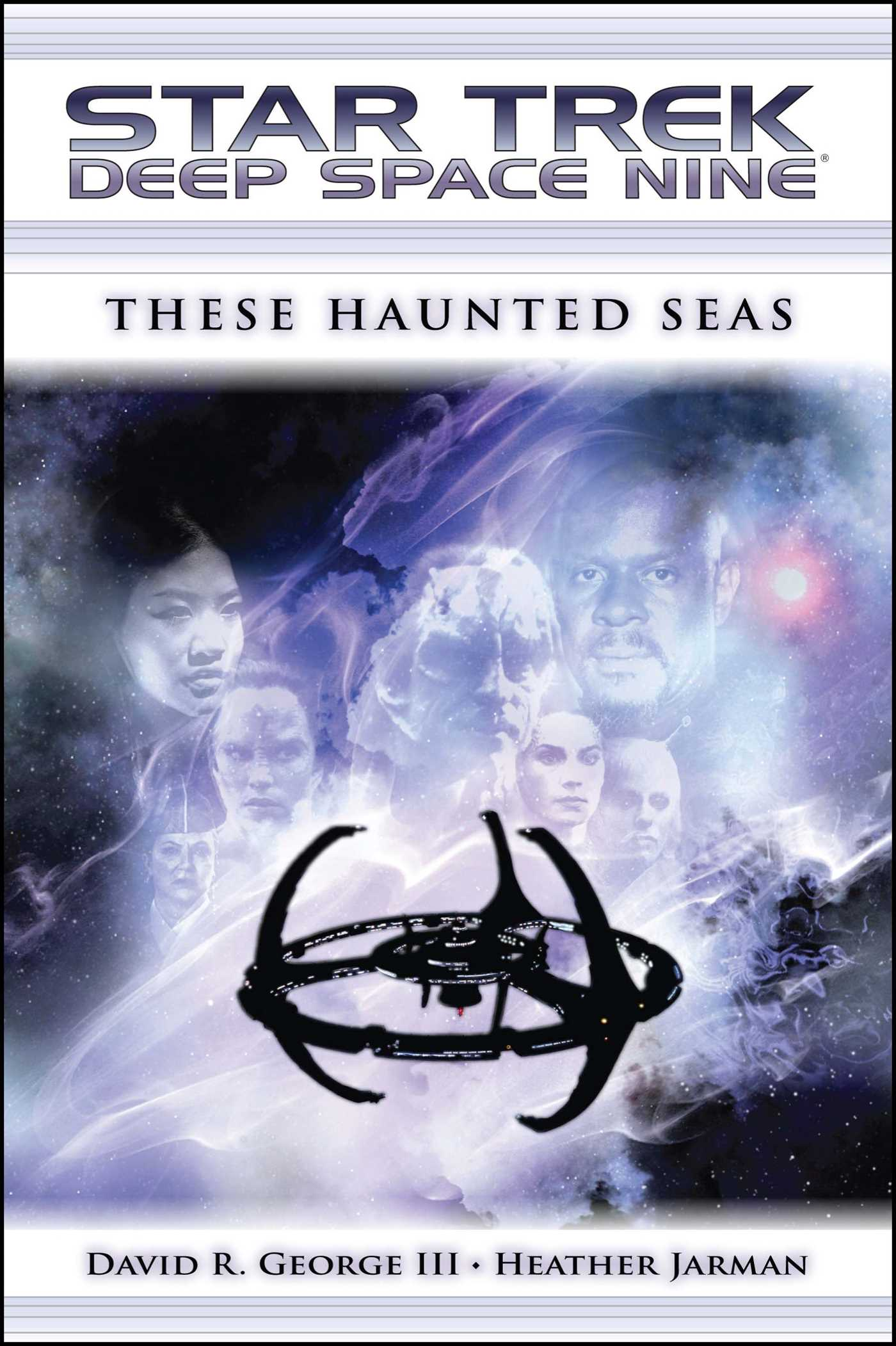 Star trek deep space nine these haunted seas 9781416556398 hr