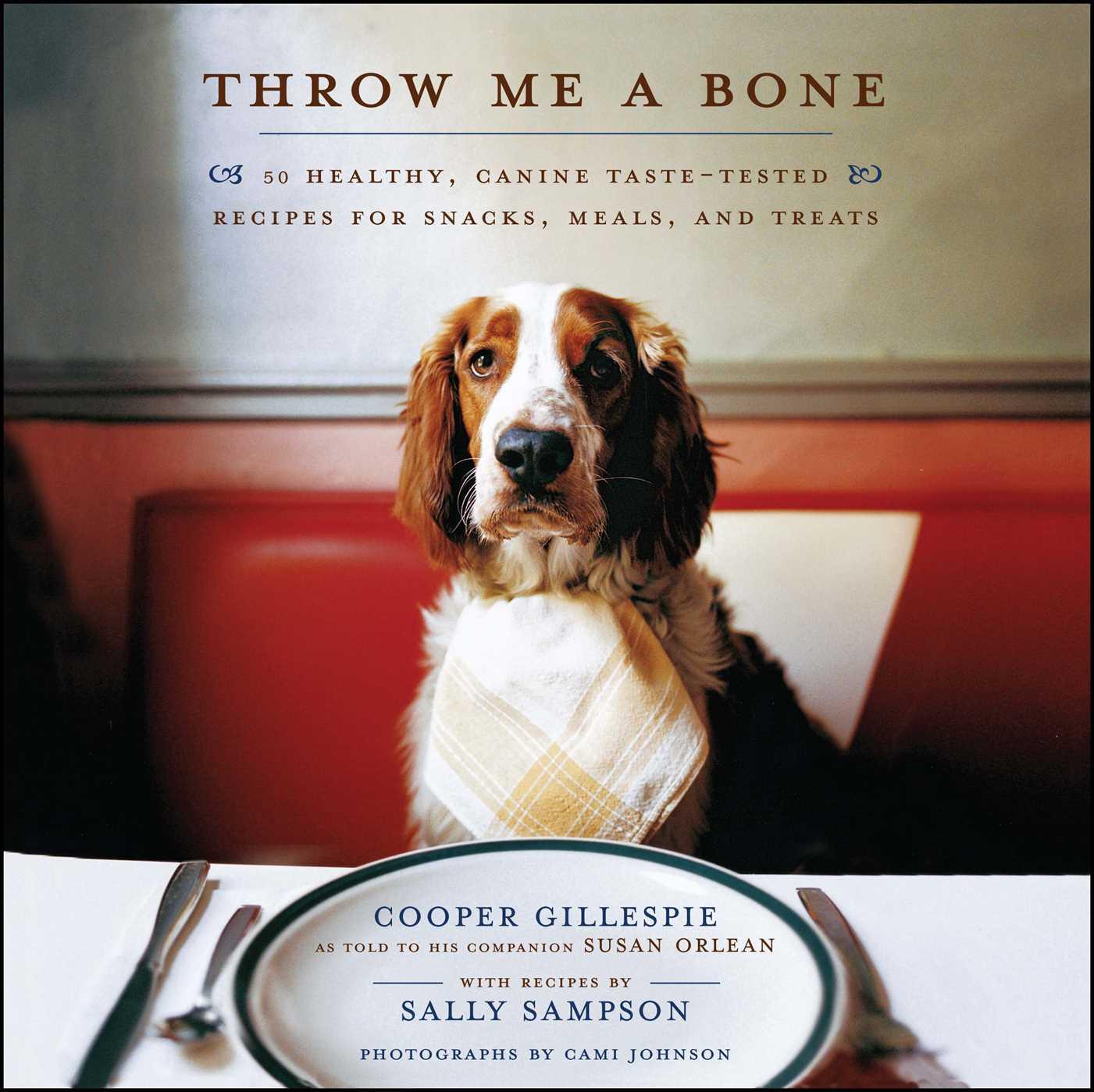 Throw me a bone 9781416560708 hr