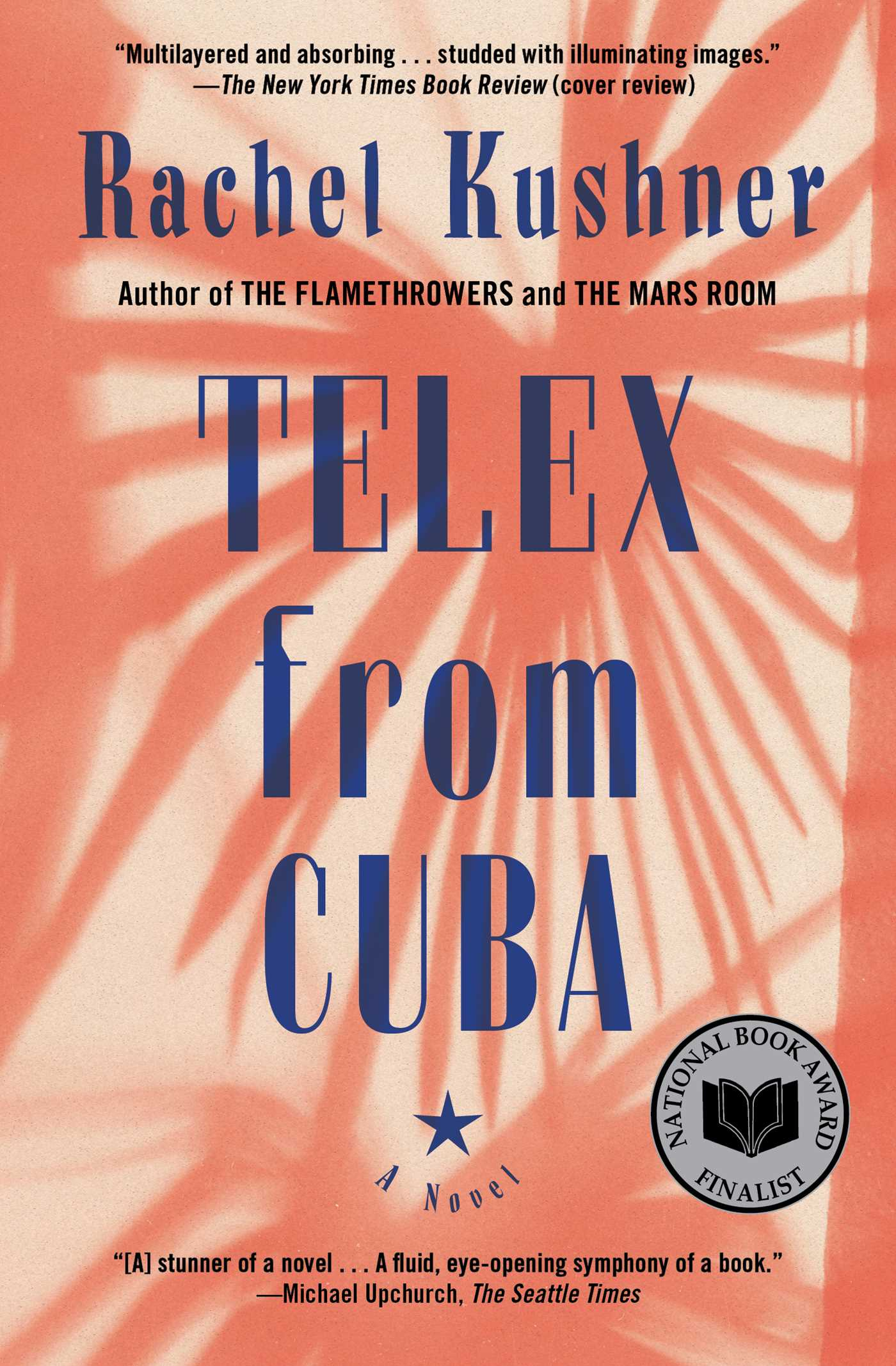 Telex from cuba 9781416561149 hr
