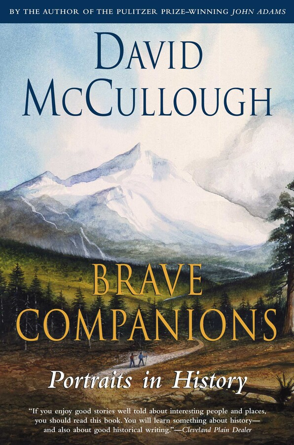 Brave Panions EBook By David McCullough