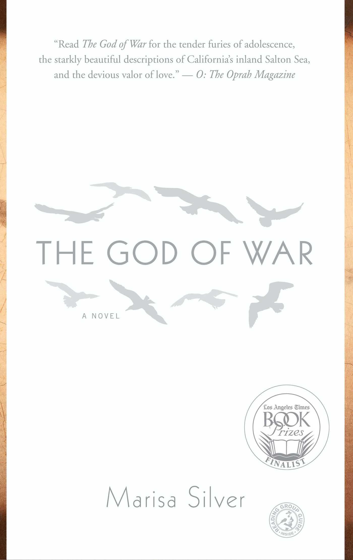 God of war 9781416563303 hr