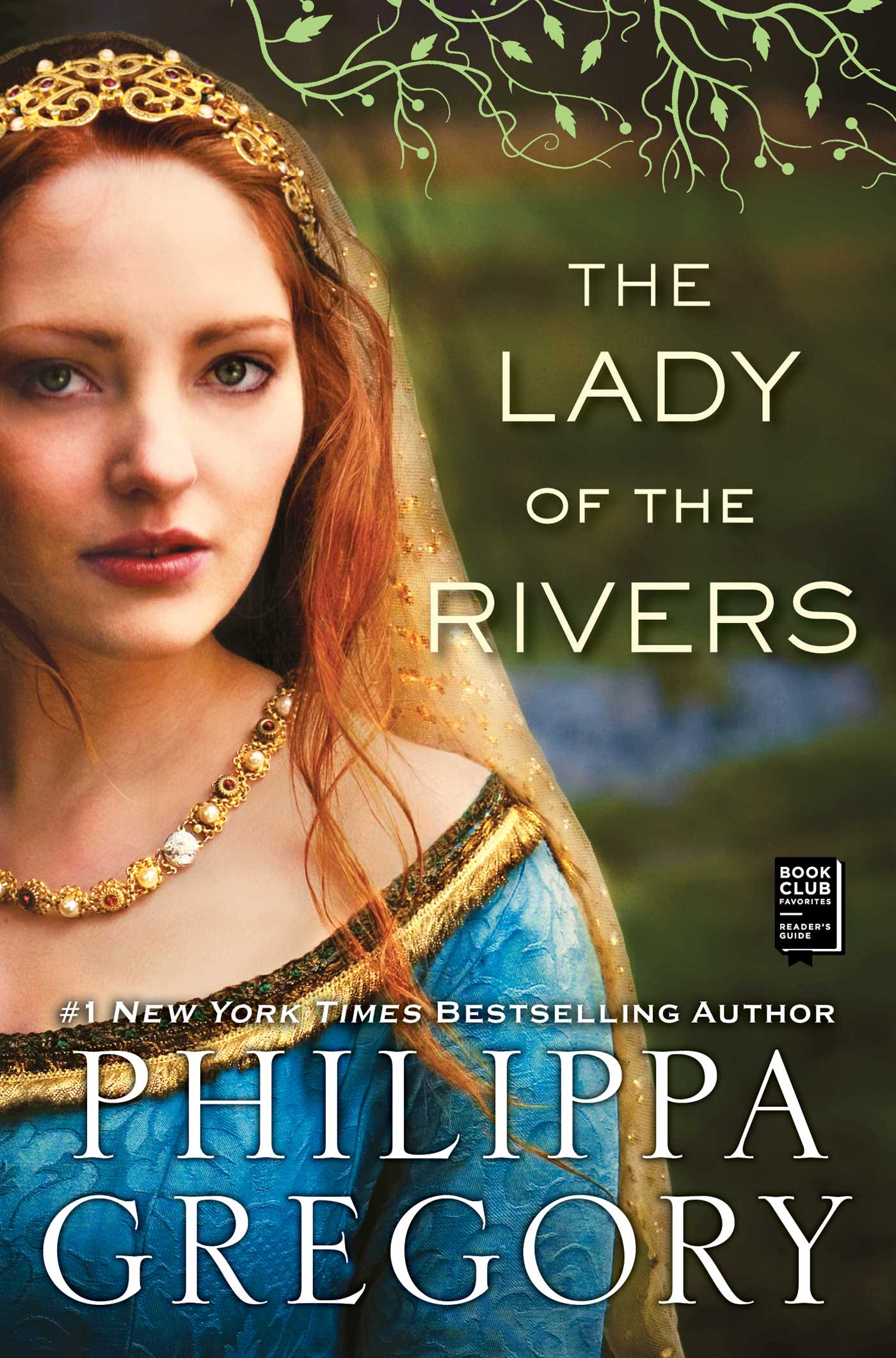 The lady of the rivers 9781416563716 hr