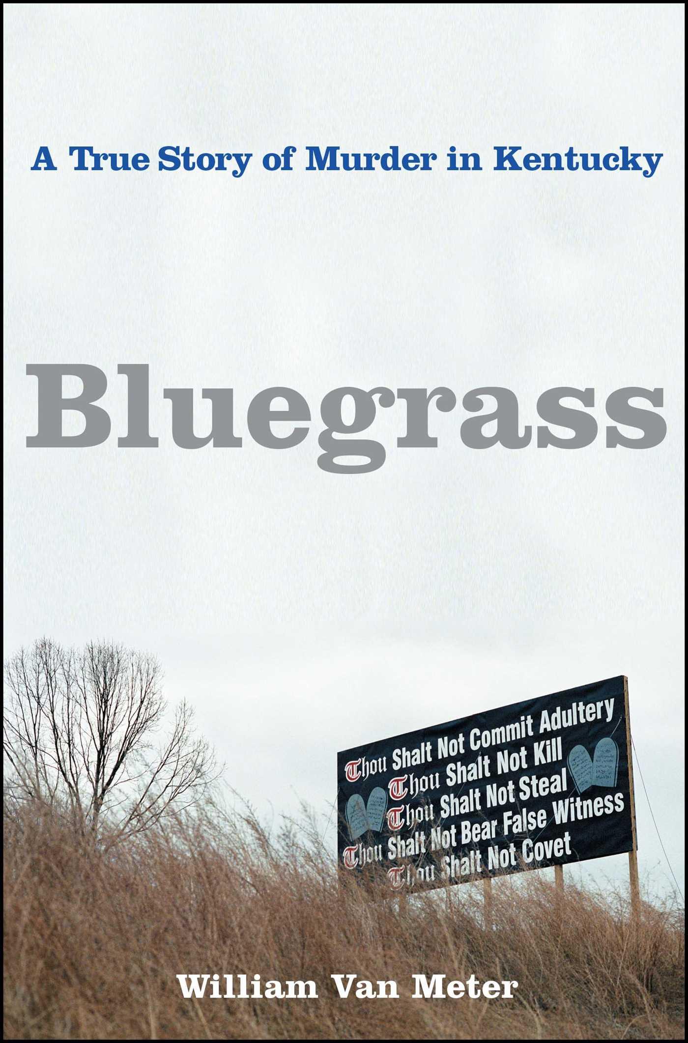 Bluegrass 9781416564430 hr